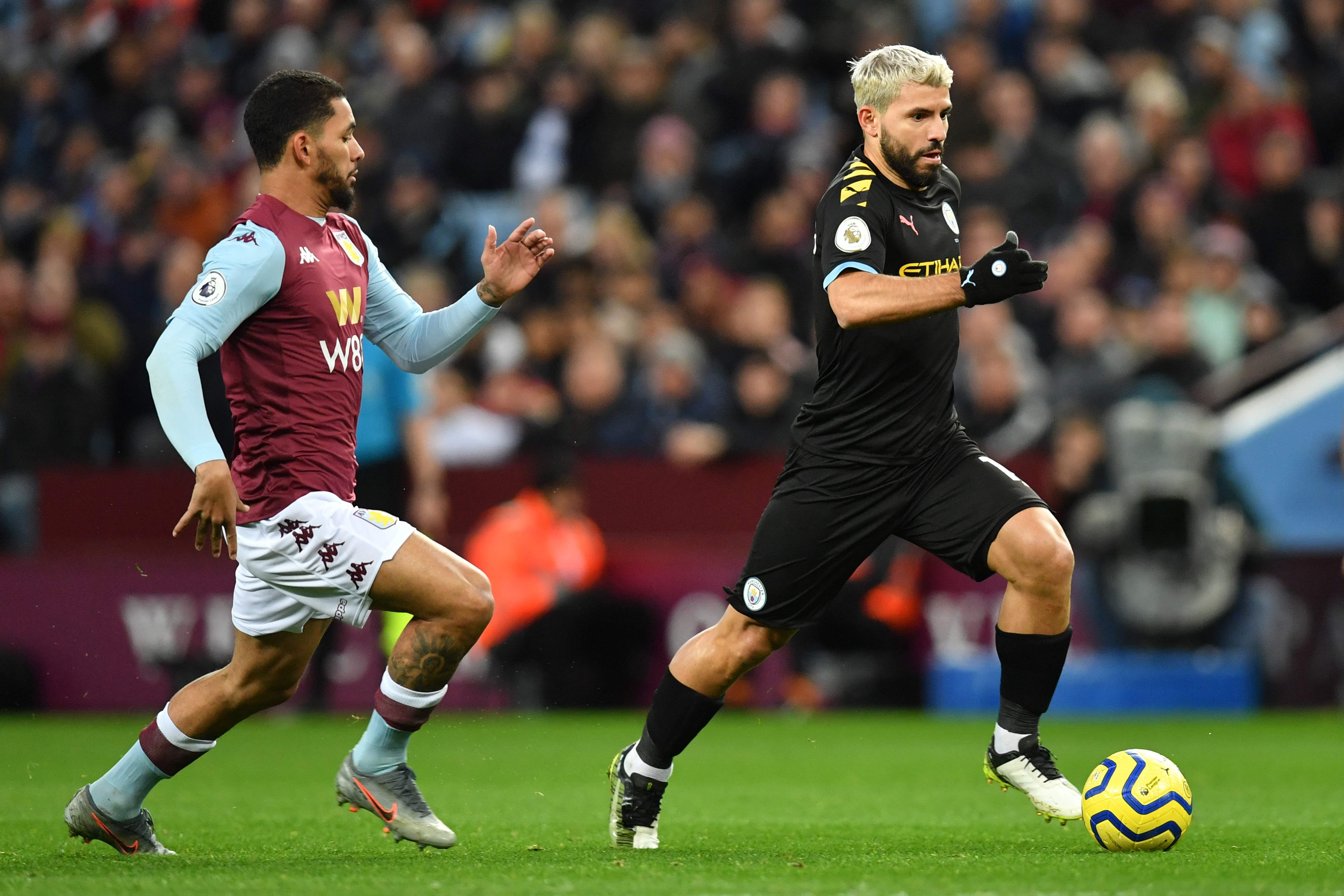 Football - Etranger - Aston Villa-Manchester City en direct