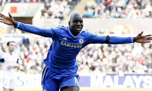 Swansea 0-1 Chelsea : Ba sauve encore Chelsea