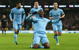 City a souffert, Arsenal hors-sujet