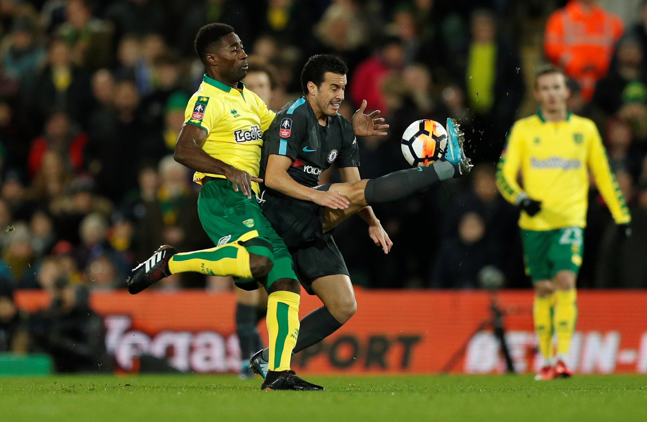 Fa cup norwich chelsea en direct angleterre etranger football - Coupe d angleterre resultat ...