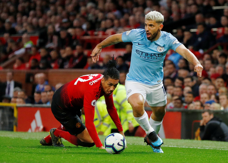 Football - Etranger - Derby de Manchester : Les plus beaux buts de City à la maison contre United