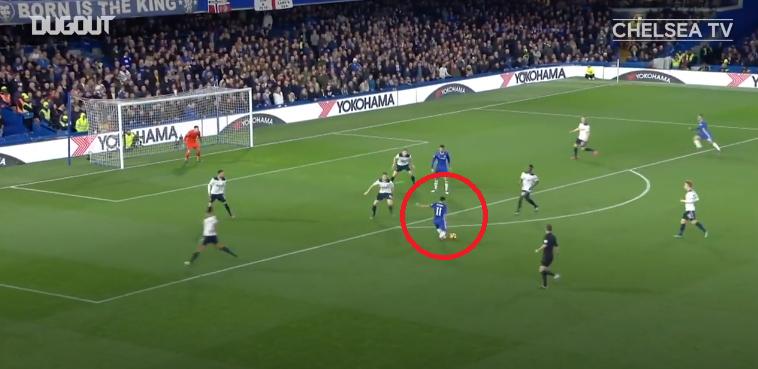 Football - Etranger - En attendant le foot : la sublime frappe de Pedro contre Tottenham en 2016