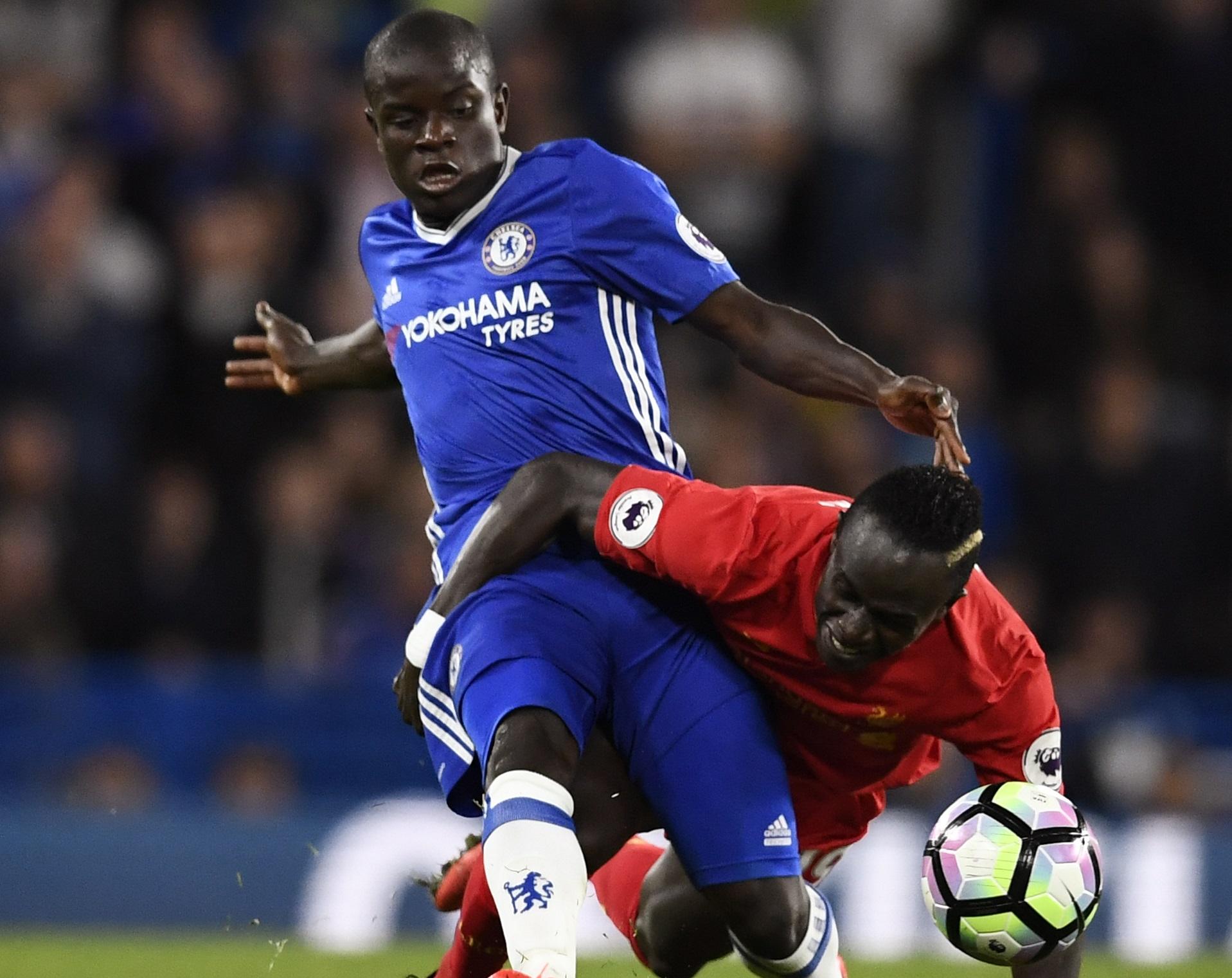 Football - Etranger - Face à Leicester, N'Golo Kanté veut frapper fort