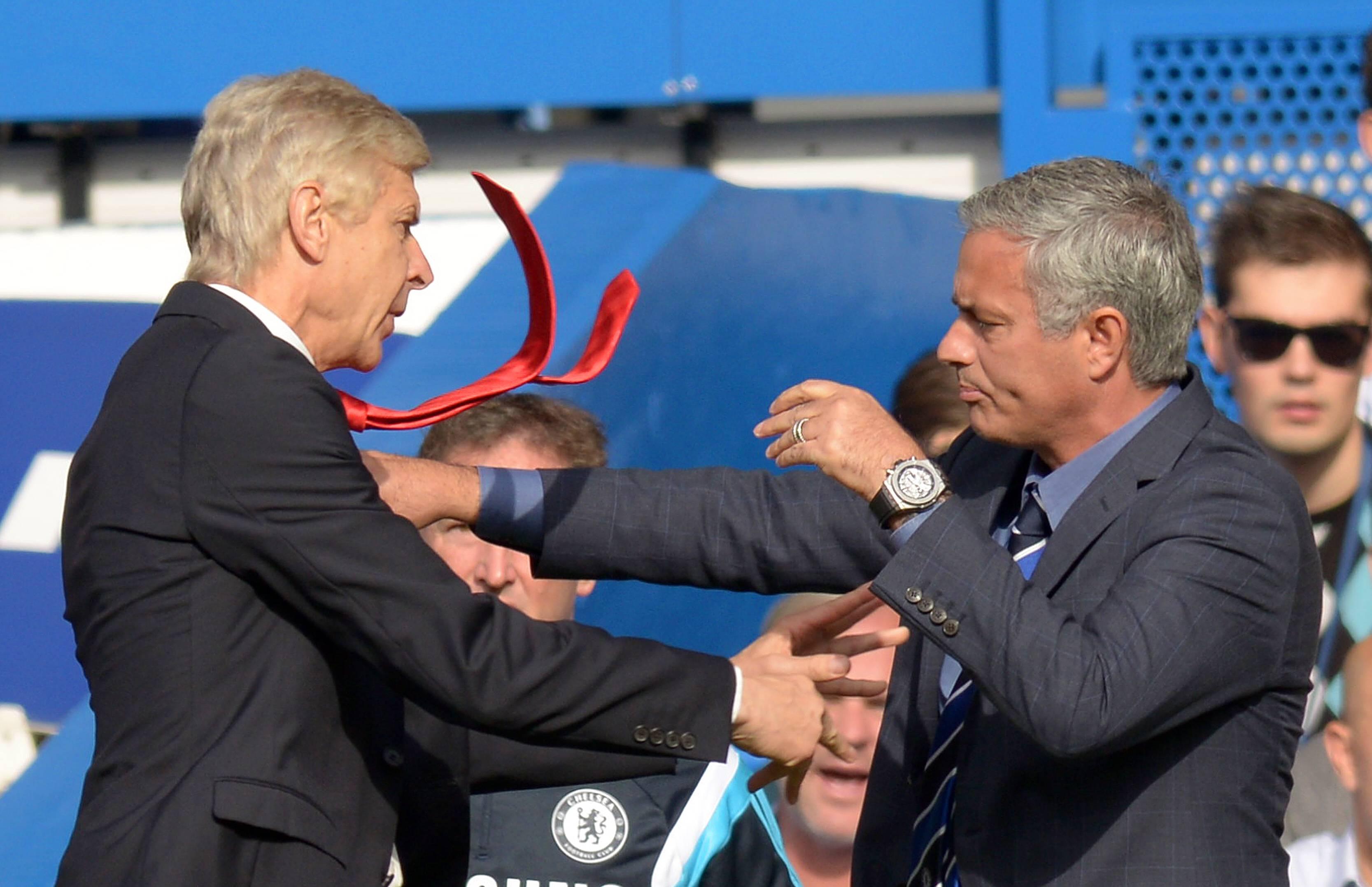 Football - Etranger - José Mourinho, entre coups de gueule et pétages de plomb