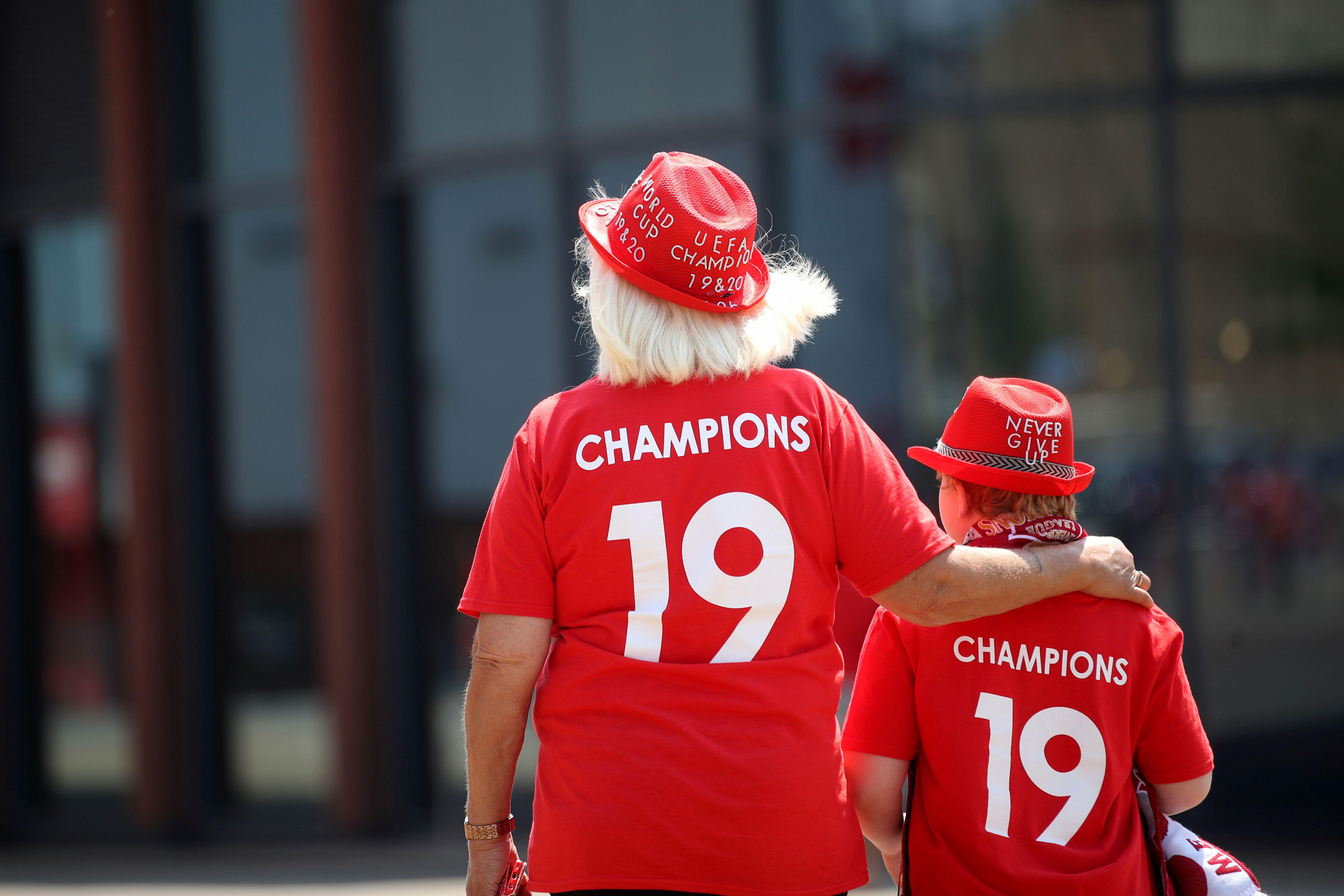 Football - Etranger - Klopp réprimande les fans de Liverpool après des célébrations chaotiques