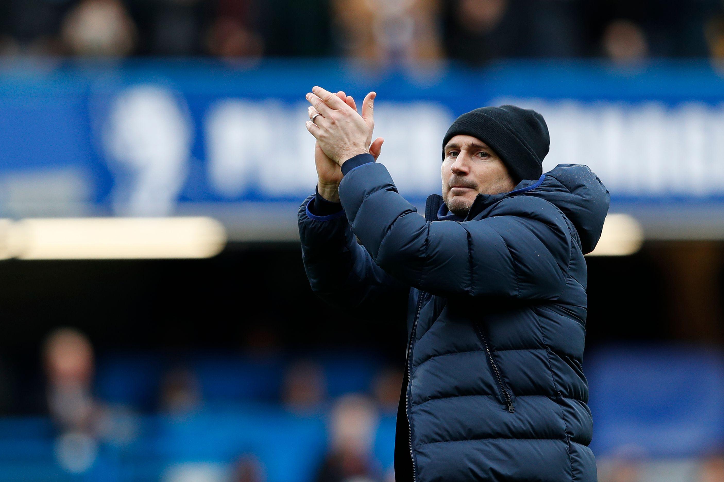 Football - Etranger - Lampard sur Giroud : «Il joue très bien, il est fantastique dans le vestiaire»