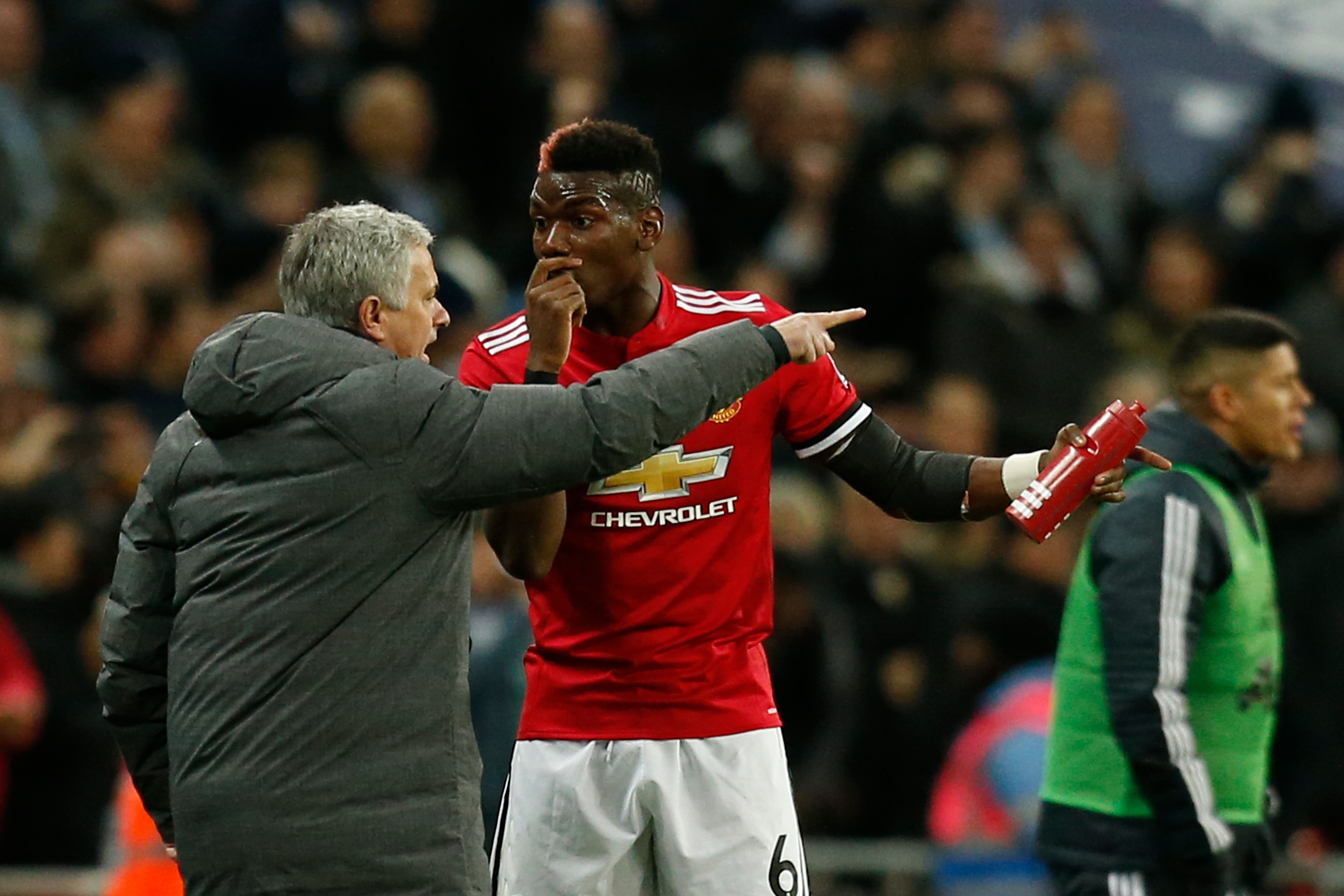 Football - Etranger - Agacé, Mourinho décide que Pogba ne sera plus jamais capitaine
