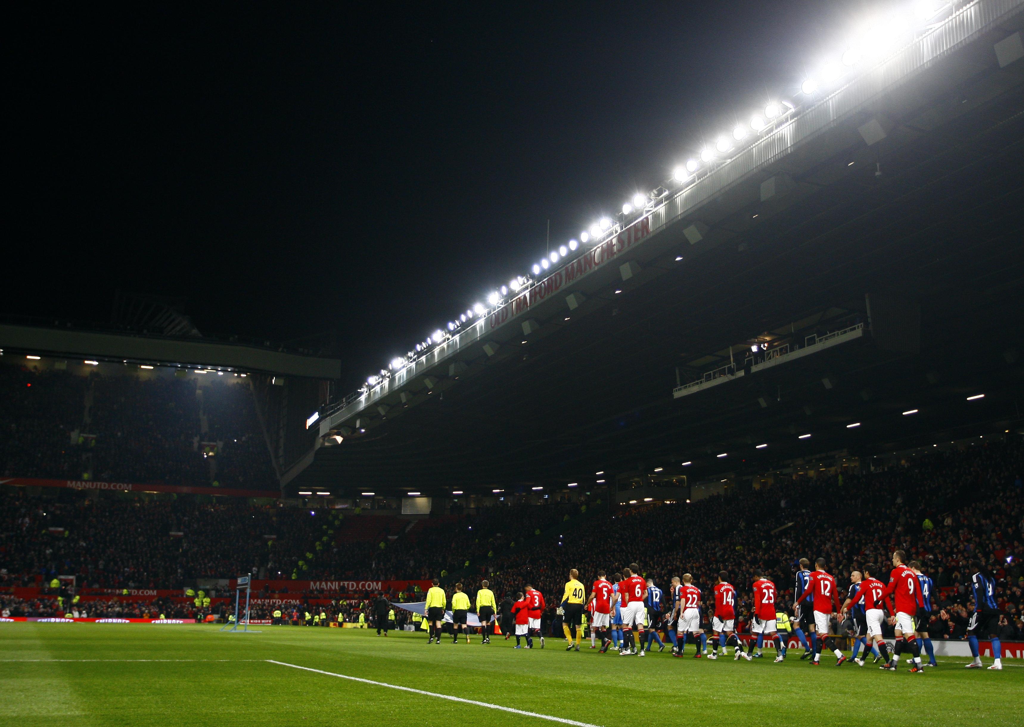 Football - Etranger - Le projet d'une «tribune d'ambiance» à Old Trafford moqué par les supporters