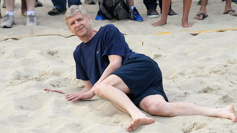 Football - Etranger - Les 20 ans d'Arsène Wenger à Arsenal sous l'angle ... de la mode