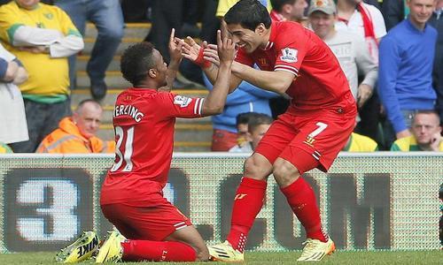 Norwich 2-3 Liverpool : Liverpool fonce vers le titre