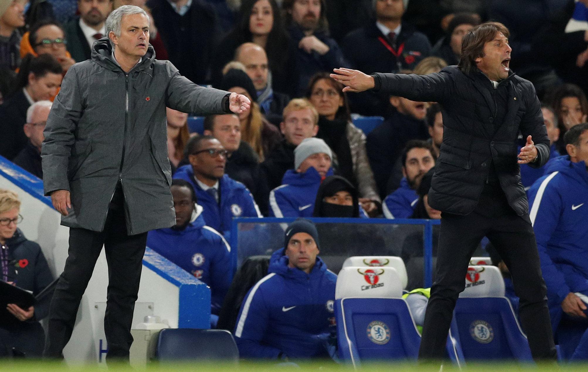 Football - Etranger - Man Utd-Chelsea : pourquoi Mourinho et Conte se détestent