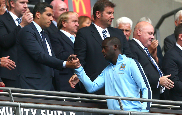 Football - Etranger - Manchester City joue la carte de la continuité