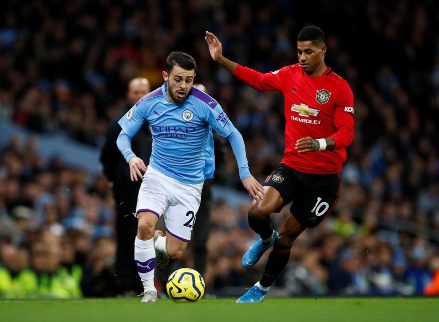 Football - Etranger - Manchester City - Manchester United : quand la réalité rattrape la rivalité