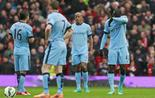 Manchester City voit rouge