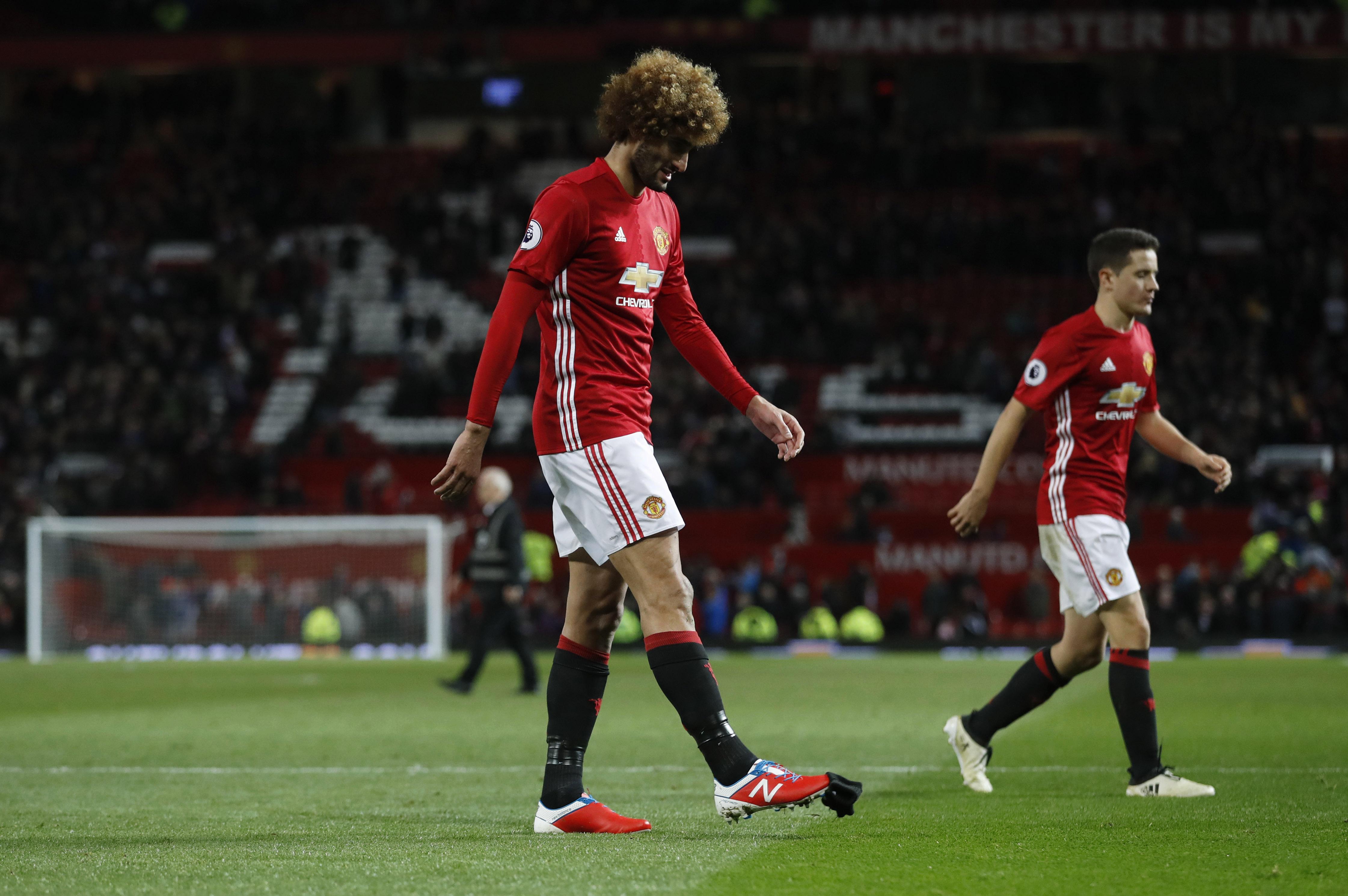 Football - Etranger - Manchester United craque encore et perd deux points précieux