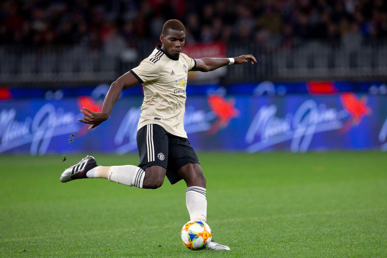 Football - Etranger - Manchester United-Inter Milan en direct