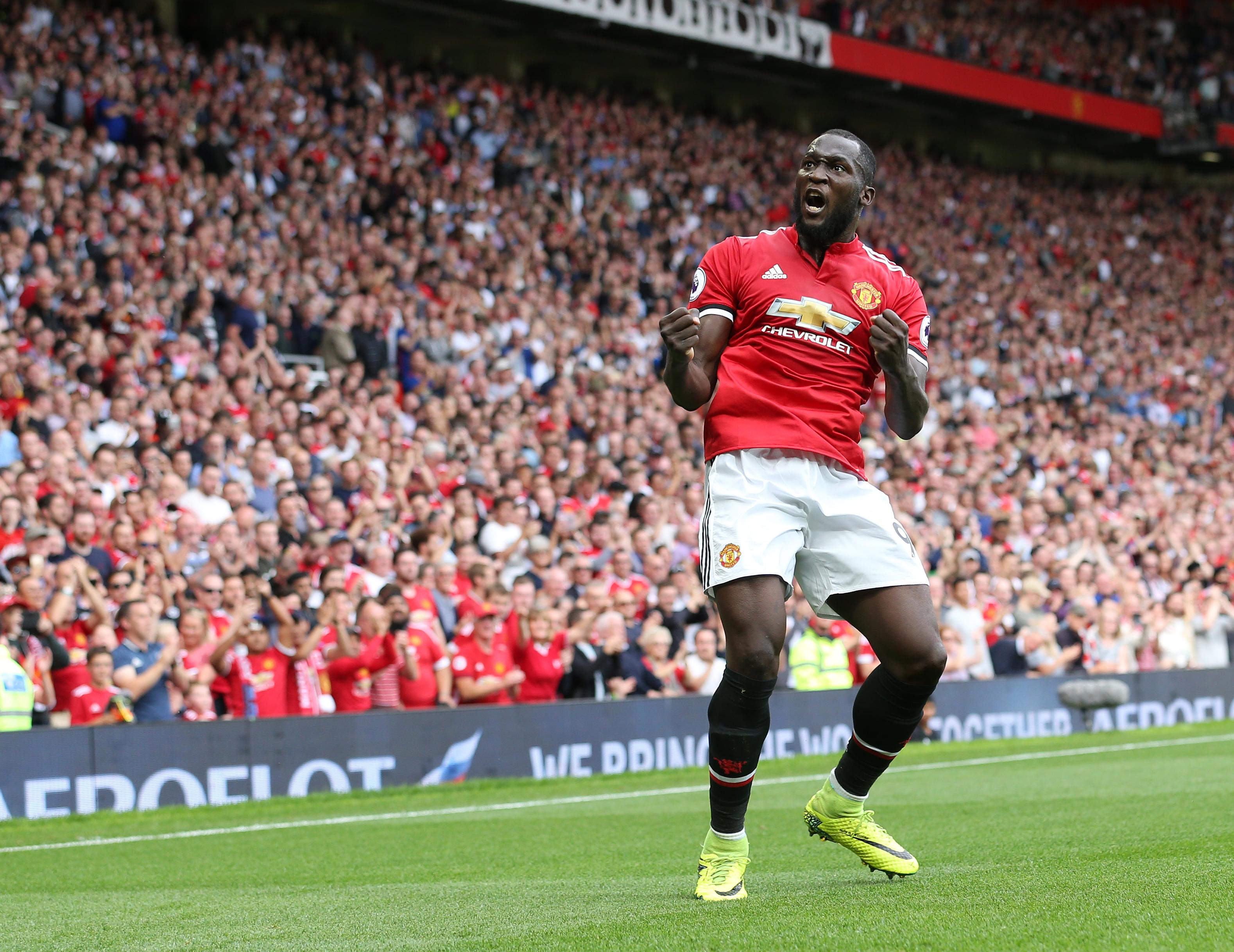 Football - Etranger - Manchester United : Lukaku a déjà fait oublier Ibrahimovic