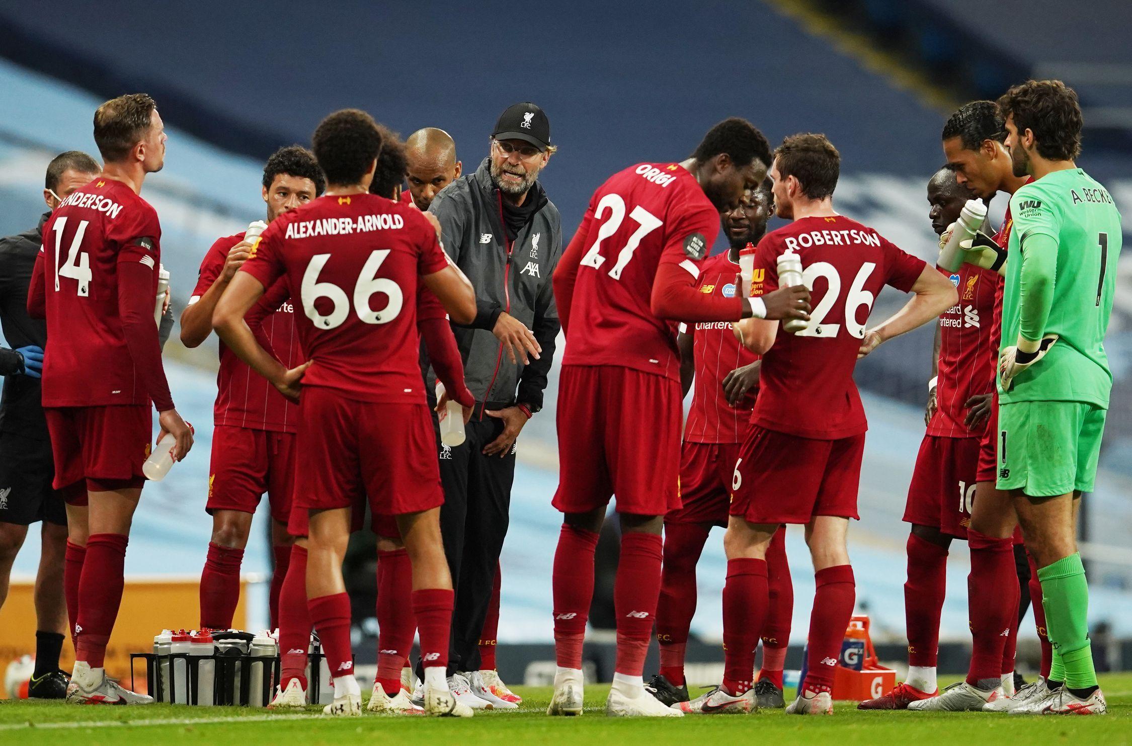 Football - Etranger - Premier League : Brighton-Liverpool en direct