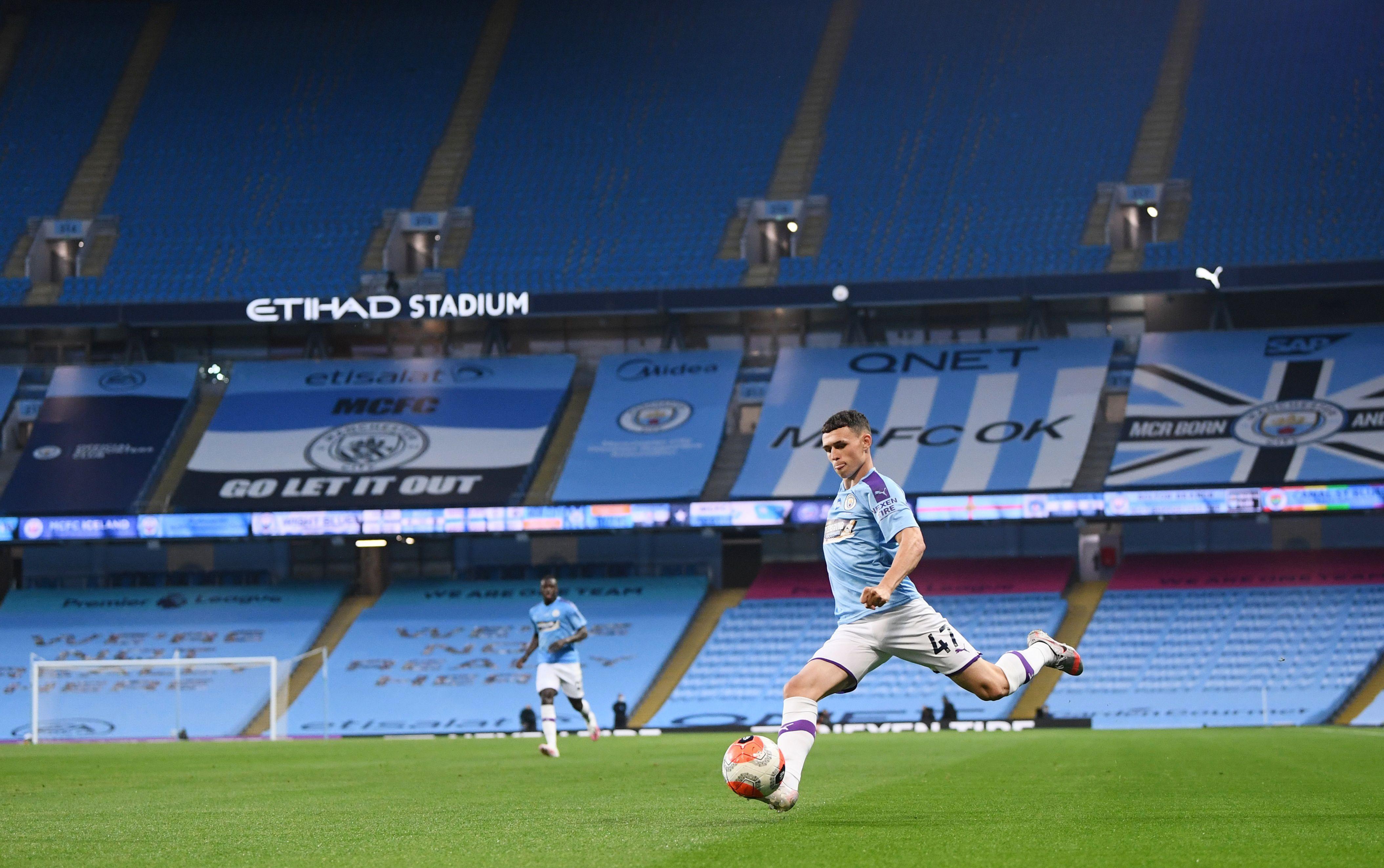 Football - Etranger - Premier League : Manchester City-Bournemouth en direct