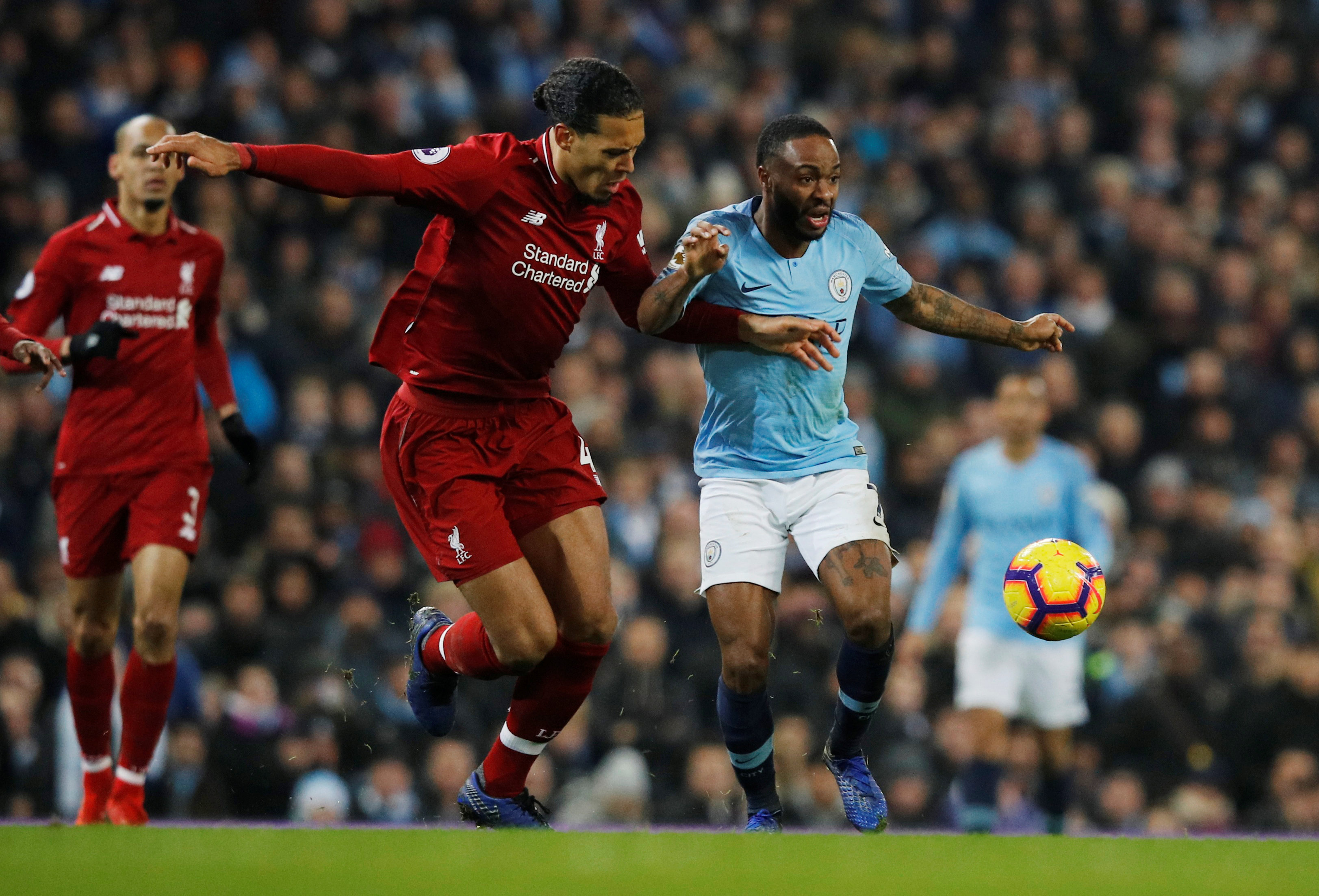 Football - Etranger - Premier League : Manchester City et Liverpool seuls au monde ?