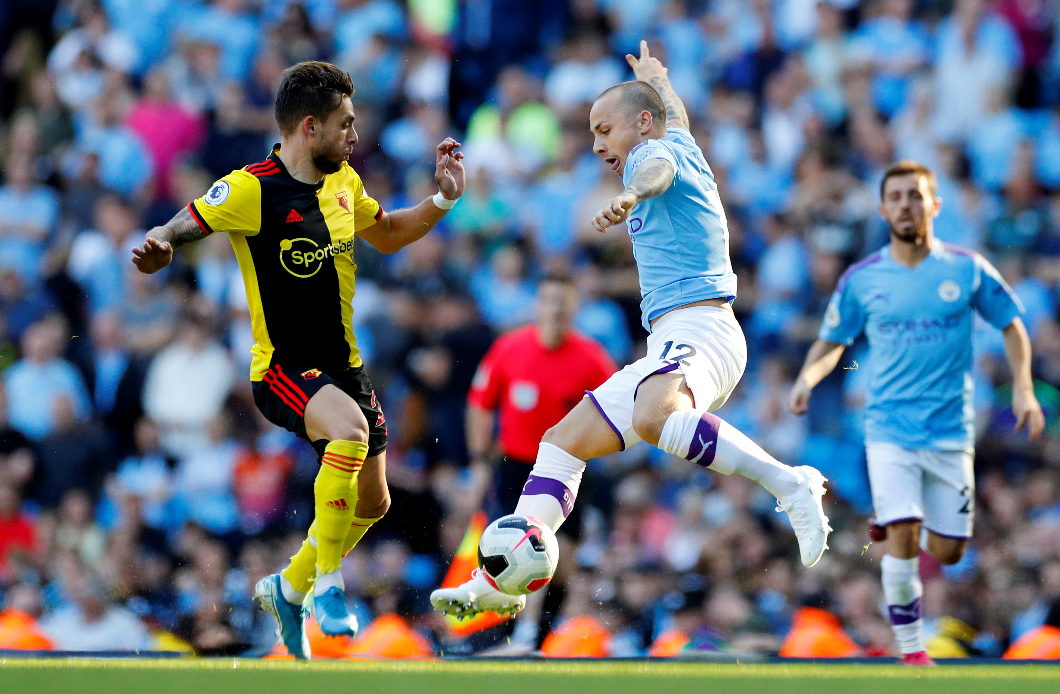 Football - Etranger - Premier League : Manchester City-Watford en direct