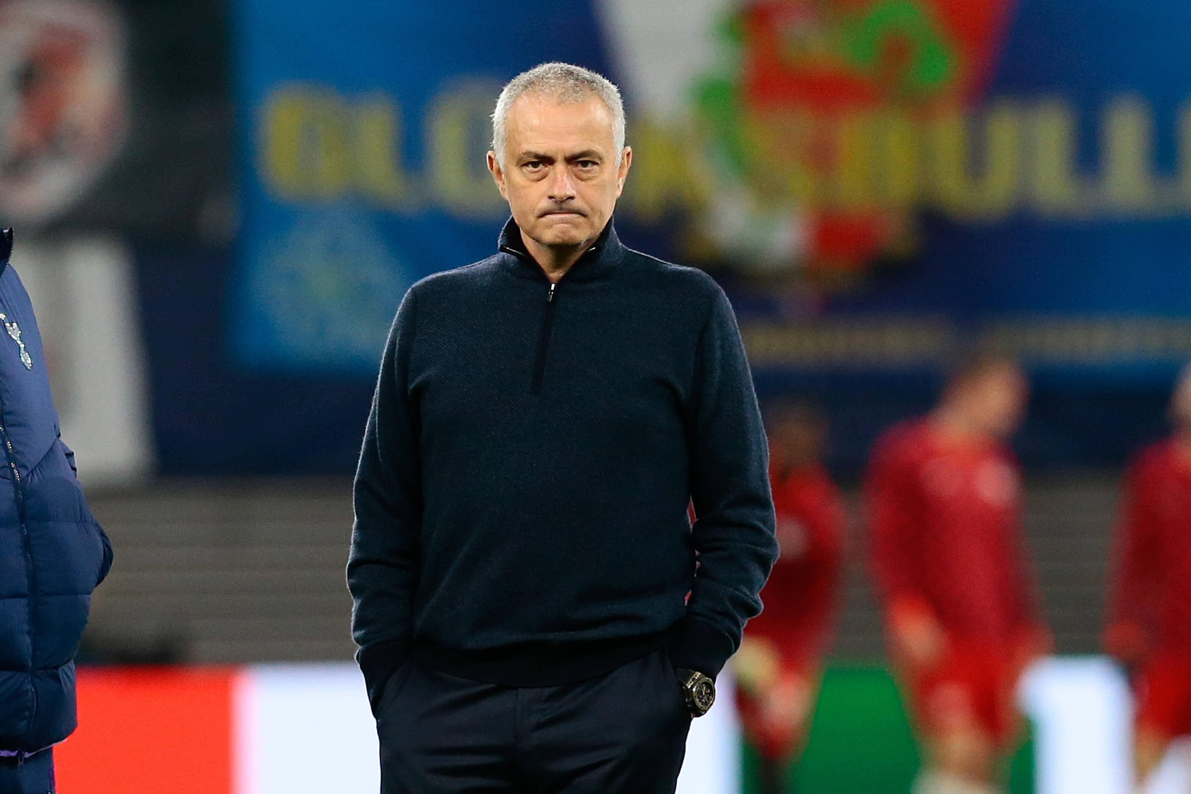 Football - Etranger - Presque que du Blues et pas de Tottenham : Mourinho dévoile son 11 de rêve