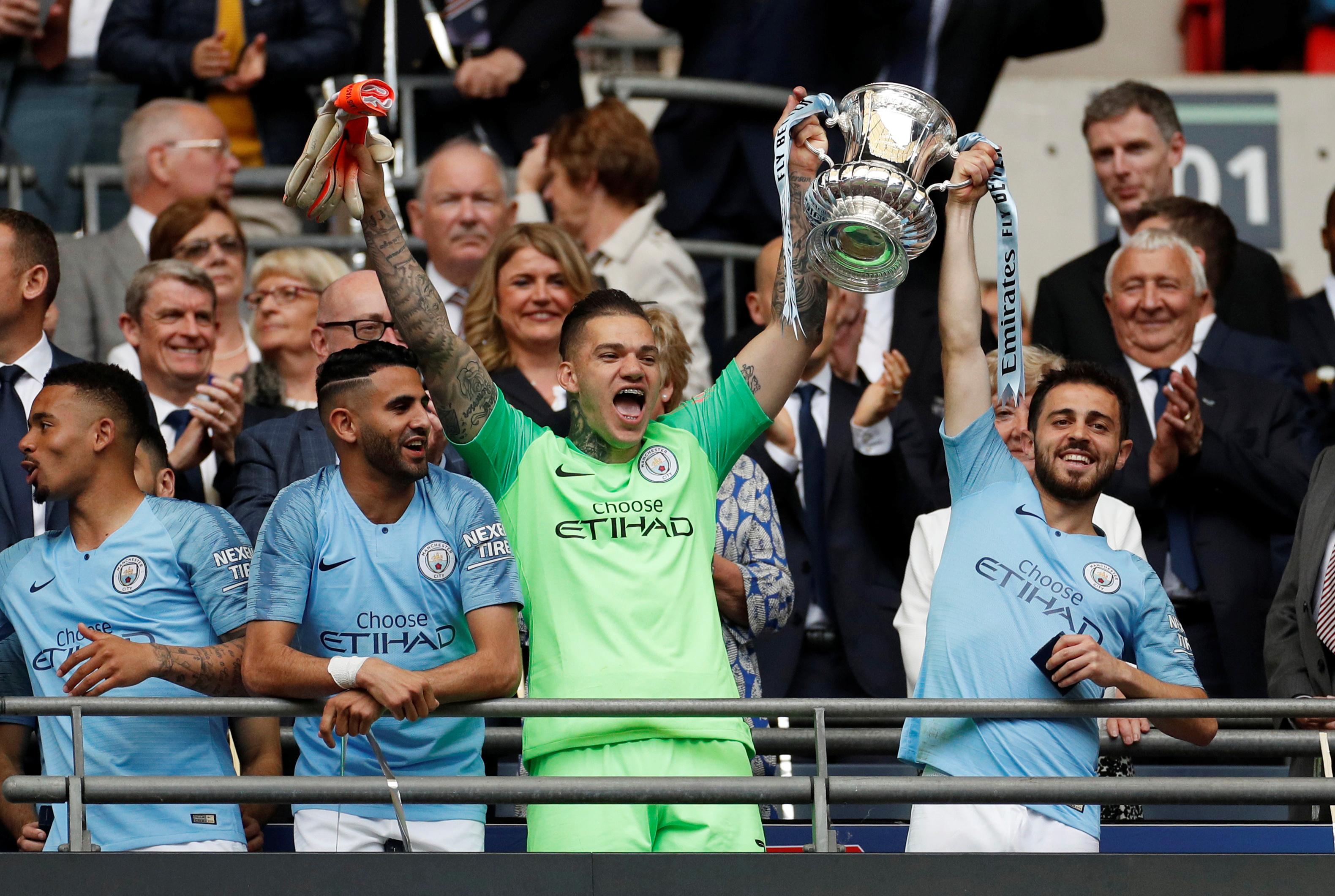 Football - Etranger - Quand Manchester City soulevait la FA Cup en 2019