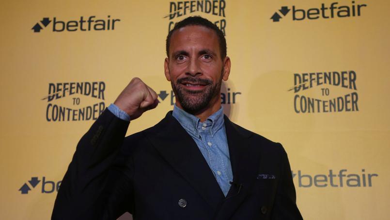 Football - Etranger - Rio Ferdinand, de footballeur à boxeur