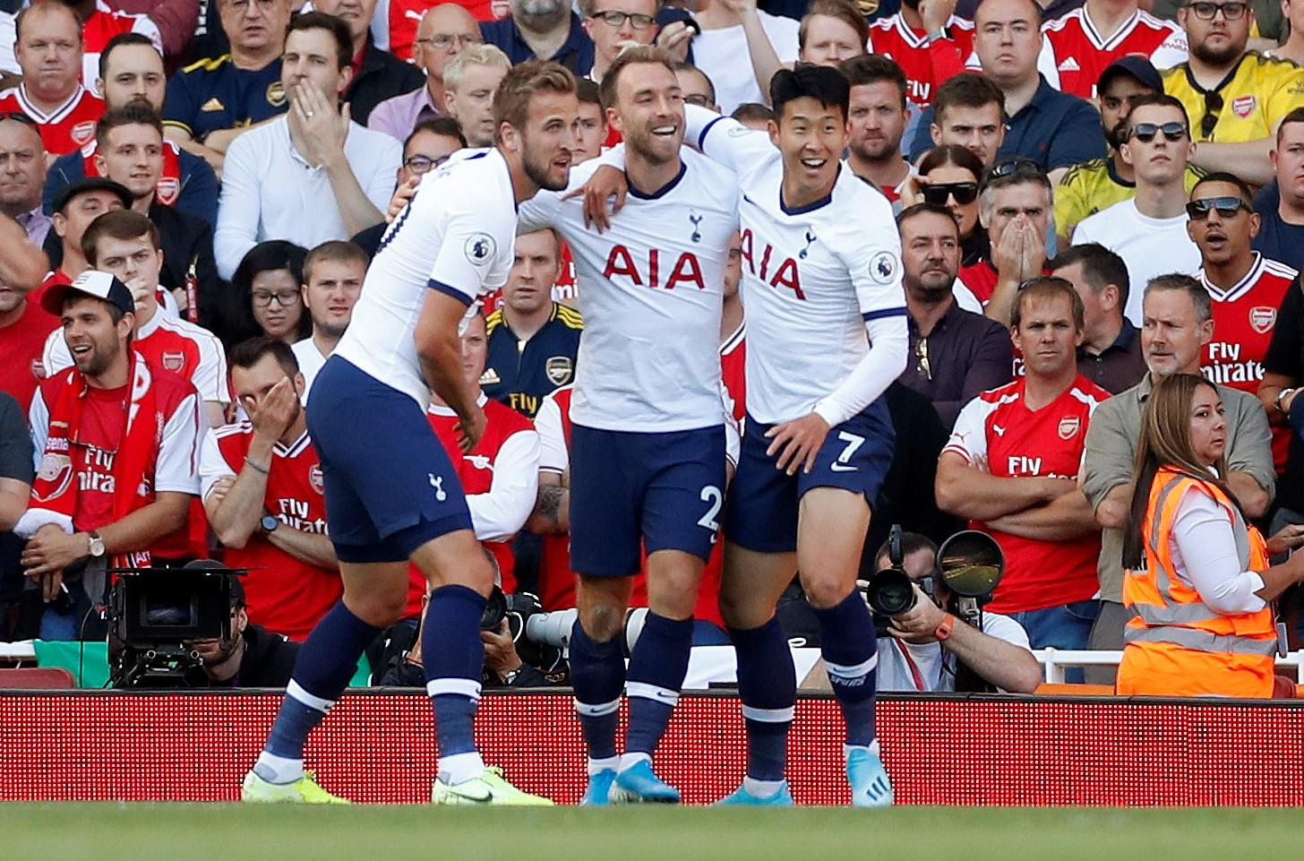 Football - Etranger - Southampton-Tottenham : les 5 plus beaux buts des Spurs face aux Saints