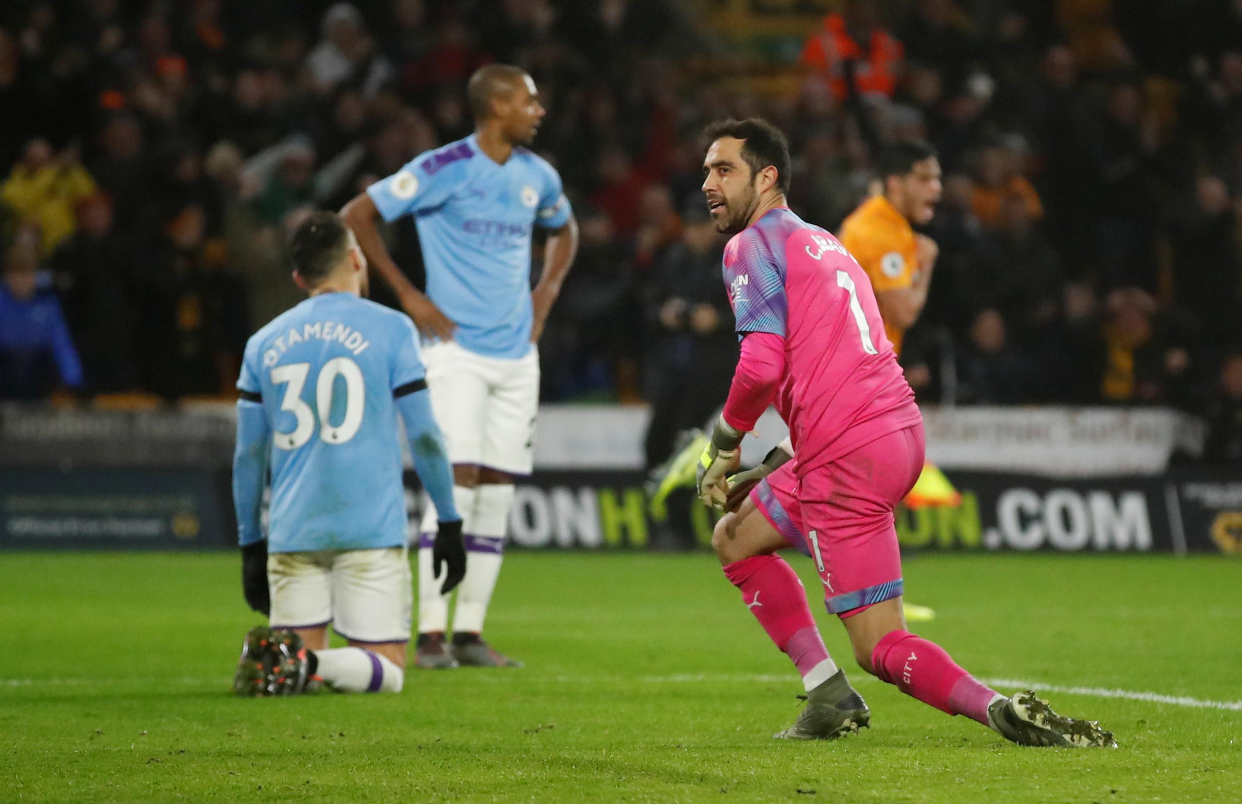 Football - Etranger - Un Manchester City sans défense