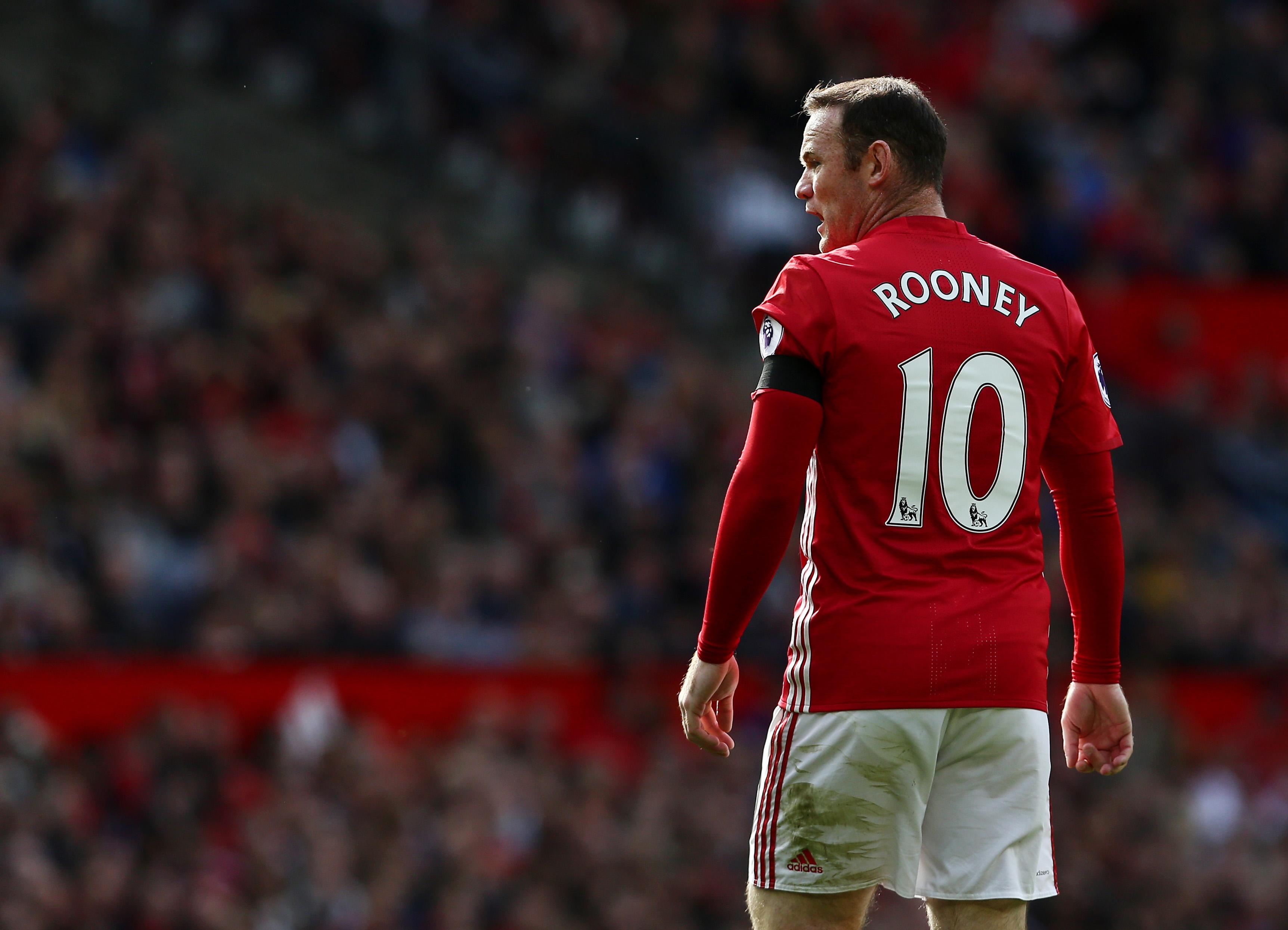 Football - Etranger - Wayne Rooney : en fin de règne ?