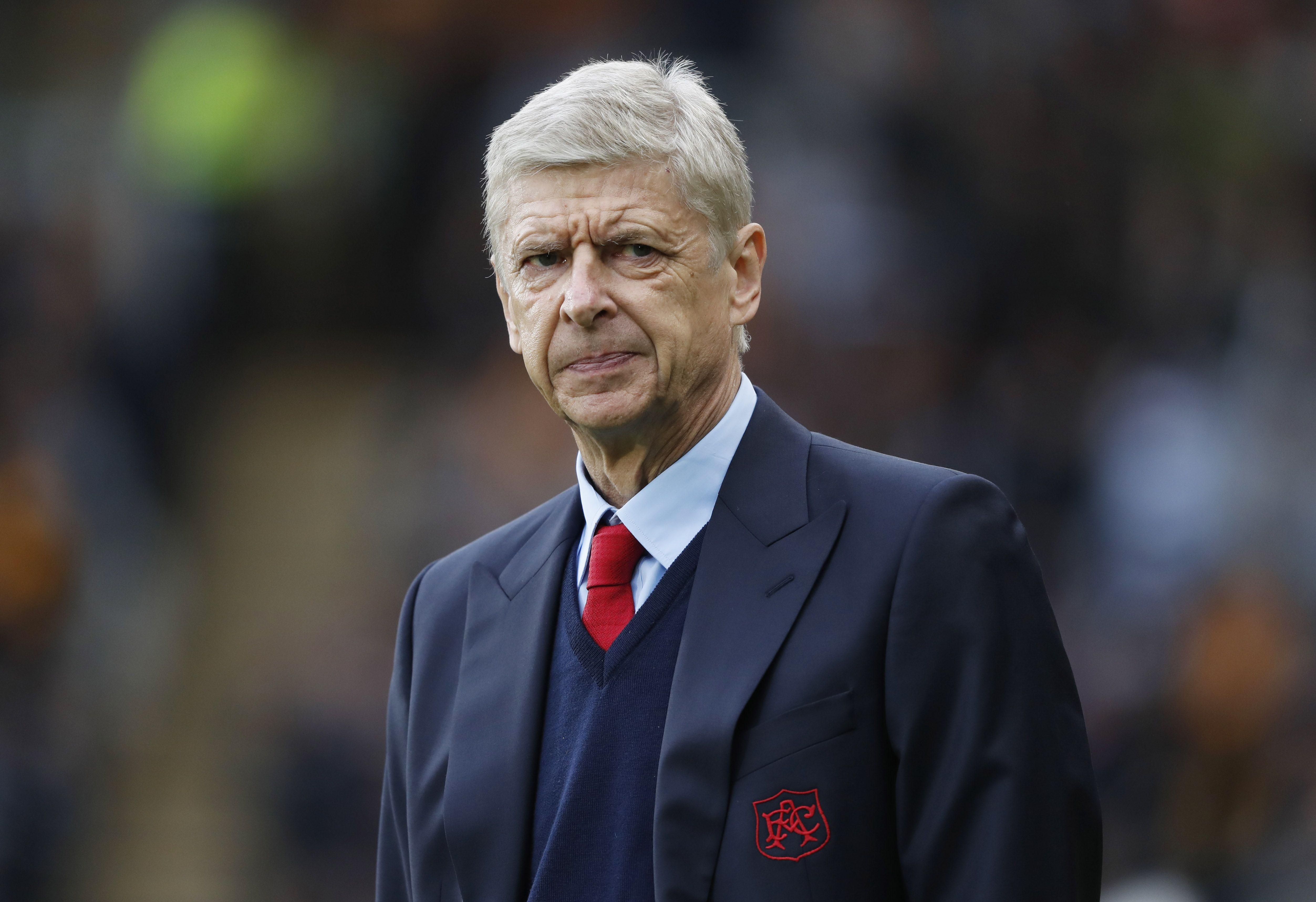 Football - Etranger - Wenger sélectionneur de l'Angleterre ? «Un jour, pourquoi pas»