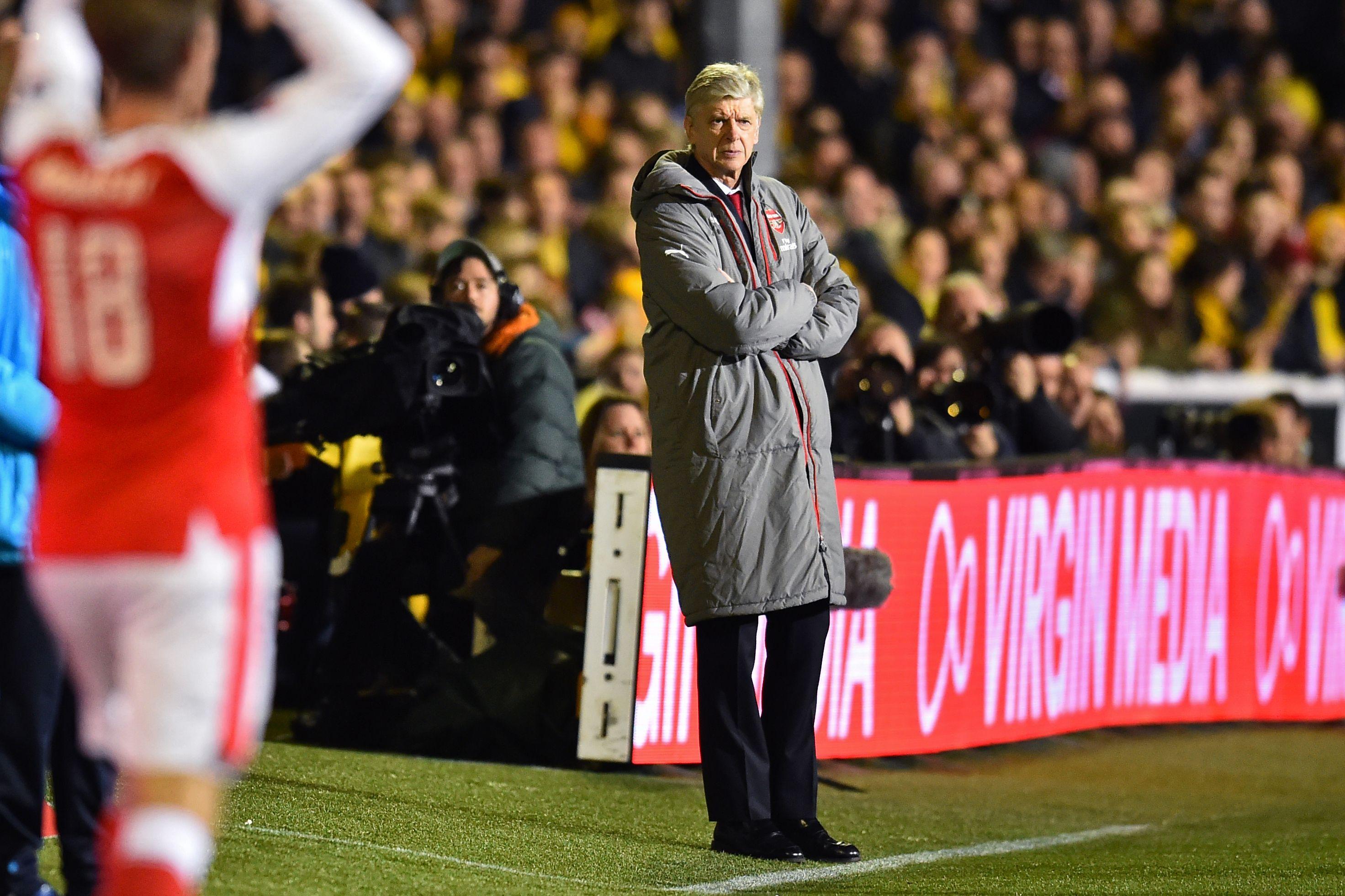 Football - Etranger - Wenger refuse un pont d'or en provenance de Chine