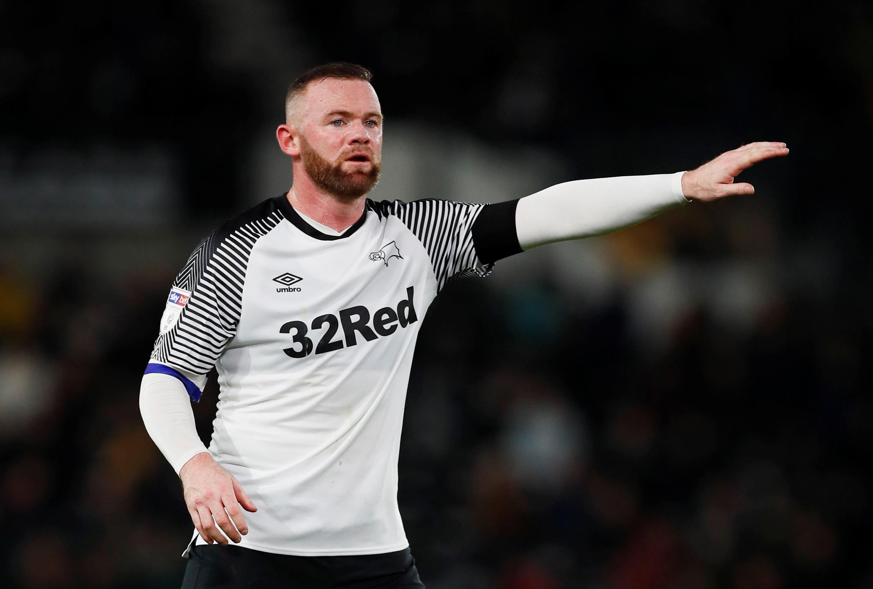 Football - Etranger - Wayne Rooney ne connaît pas le poids des années