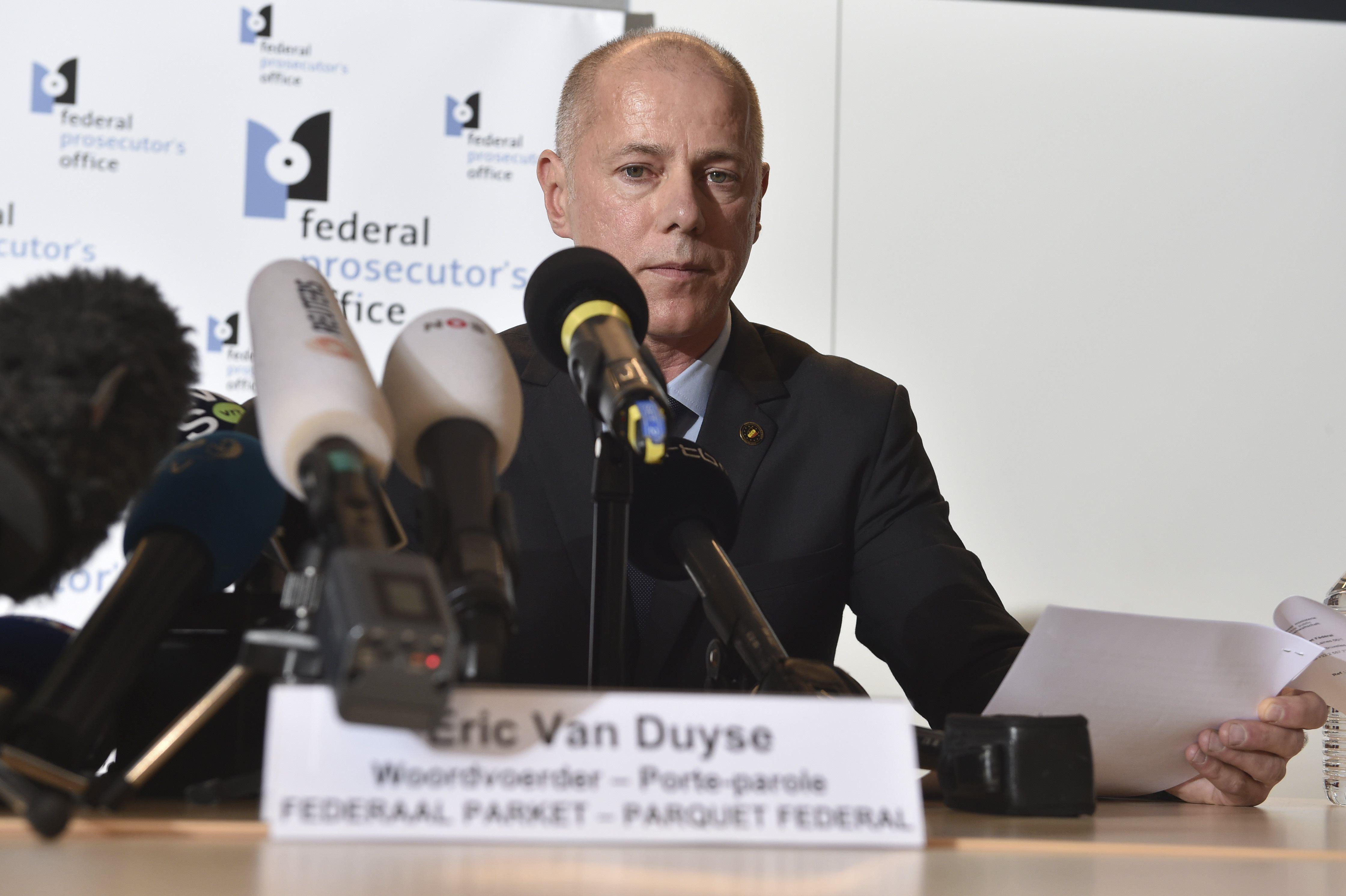 Football - Etranger - Fraudes dans le football belge : neuf personnes sous mandat d'arrêt