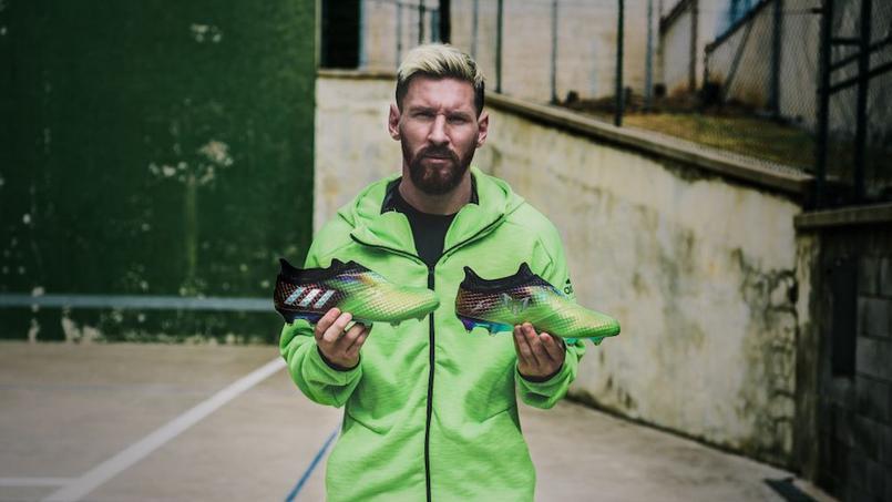 Football - Etranger - Adidas lance une nouvelle édition ultra-limitée des crampons de Messi