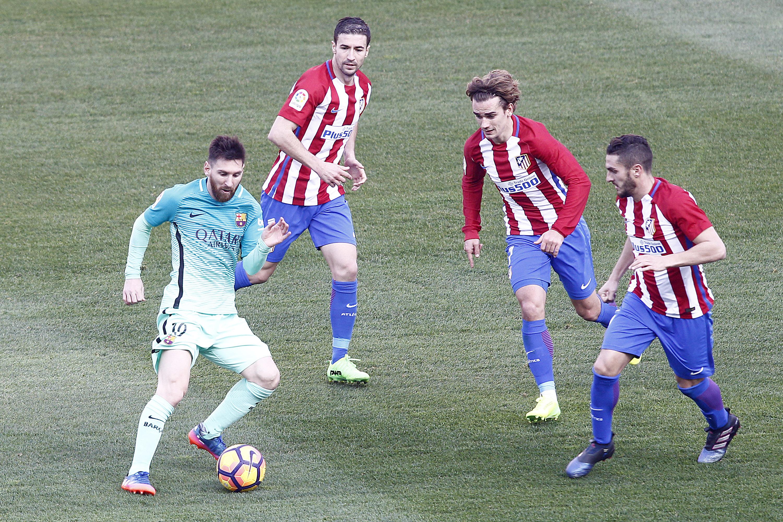 Barça-Atlético   une finale (pour le titre) avant l heure - Espagne -  Etranger - Football 6f01db99a2757