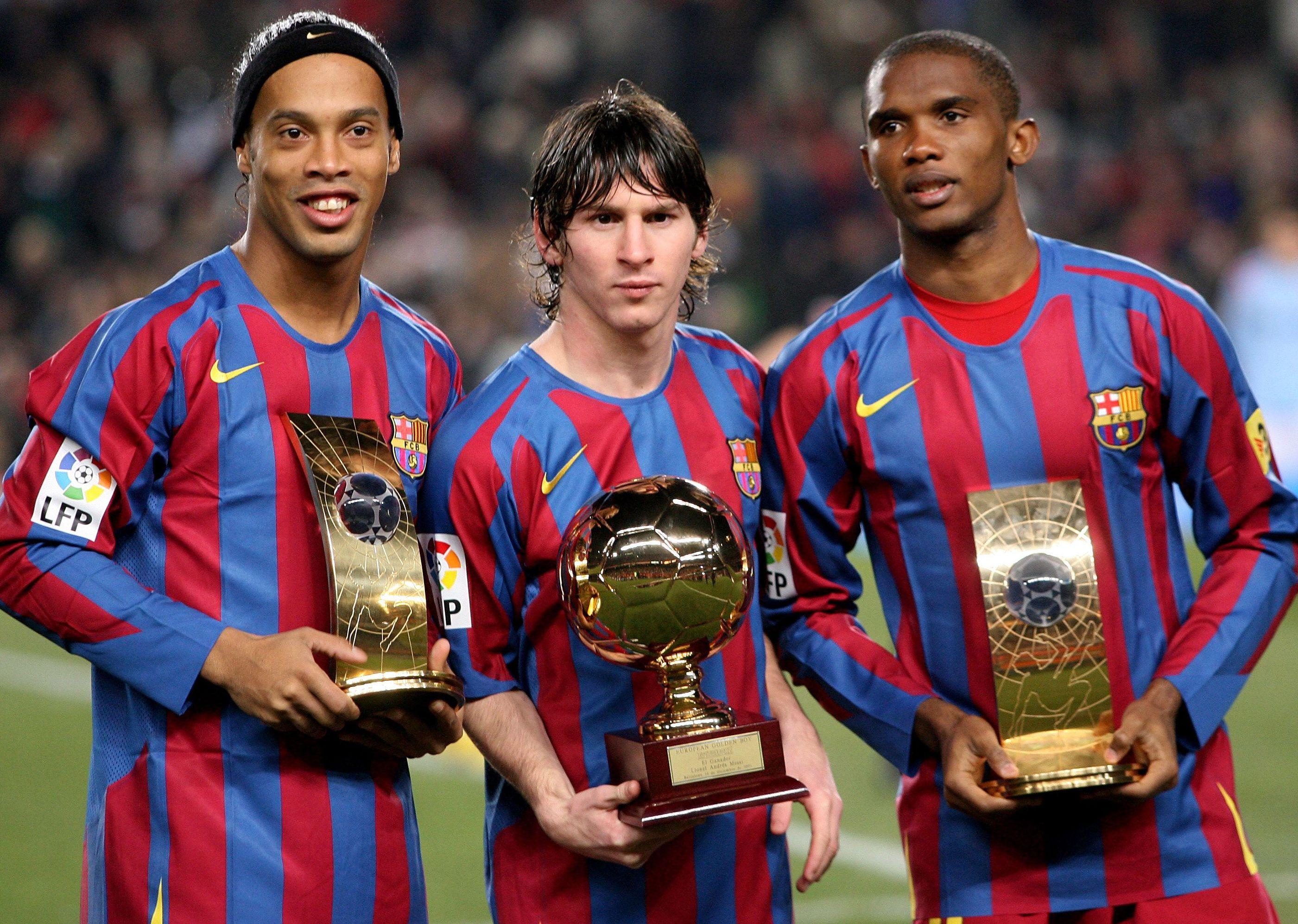 Football - Etranger - Barcelone : Messi, les origines de la légende