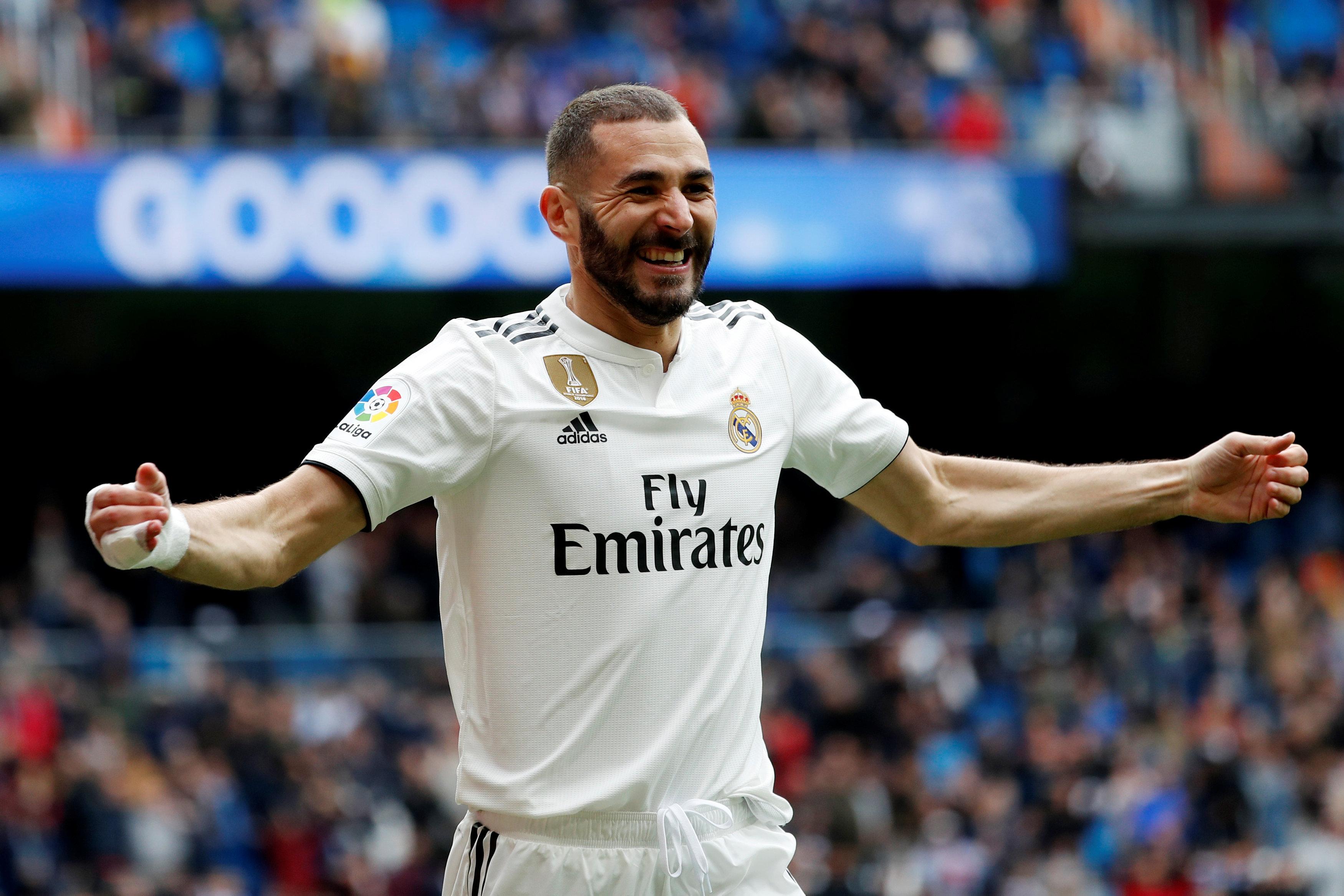 Football - Etranger - Benzema fête ses 32 ans : le top 3 de ses buts au Real Madrid