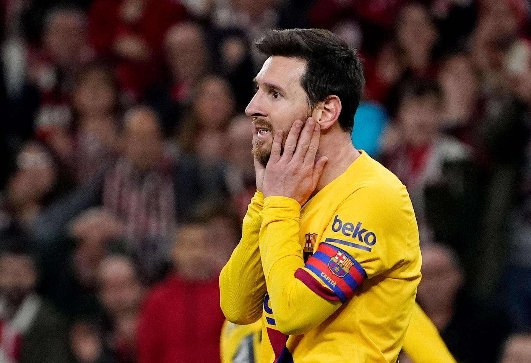 Football - Etranger - Bilbao-Barça : le résumé de la défaite barcelonnaise (1-0)