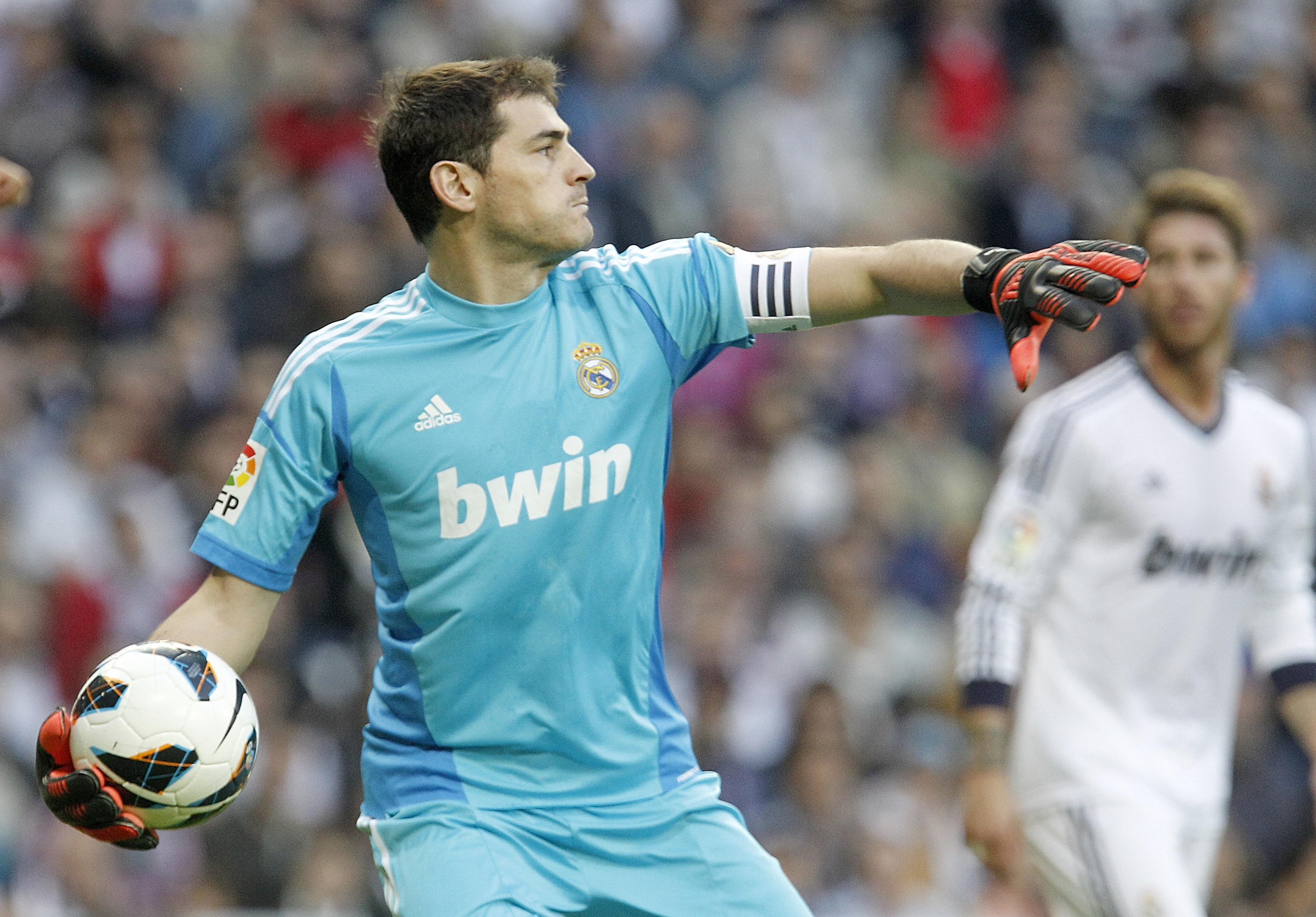 Football - Etranger - Casillas fête ses 39 ans : ses plus beaux arrêts avec le Real Madrid