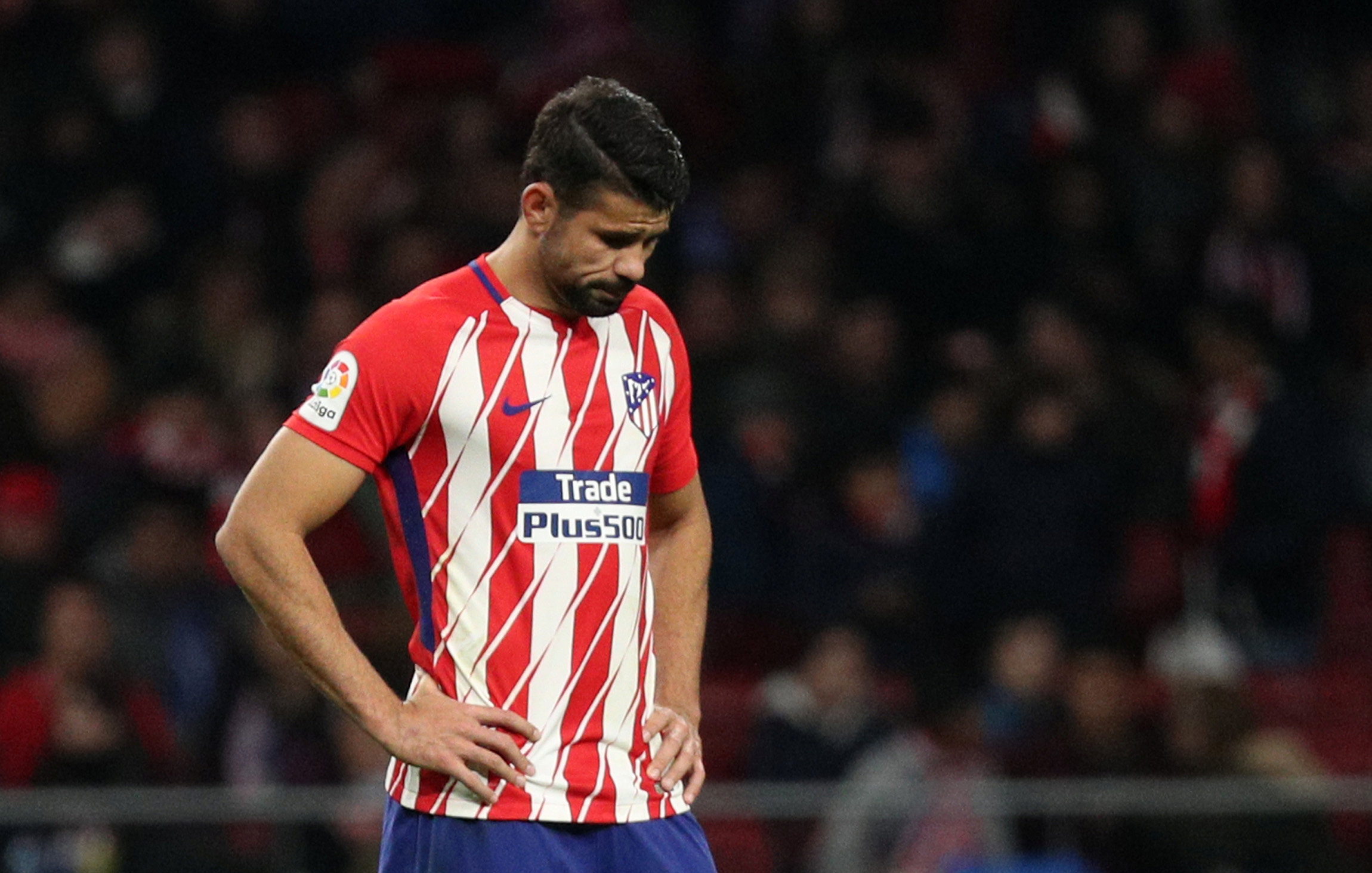 Football - Etranger - L'Atlético, malgré Costa et Griezmann, battu par Séville