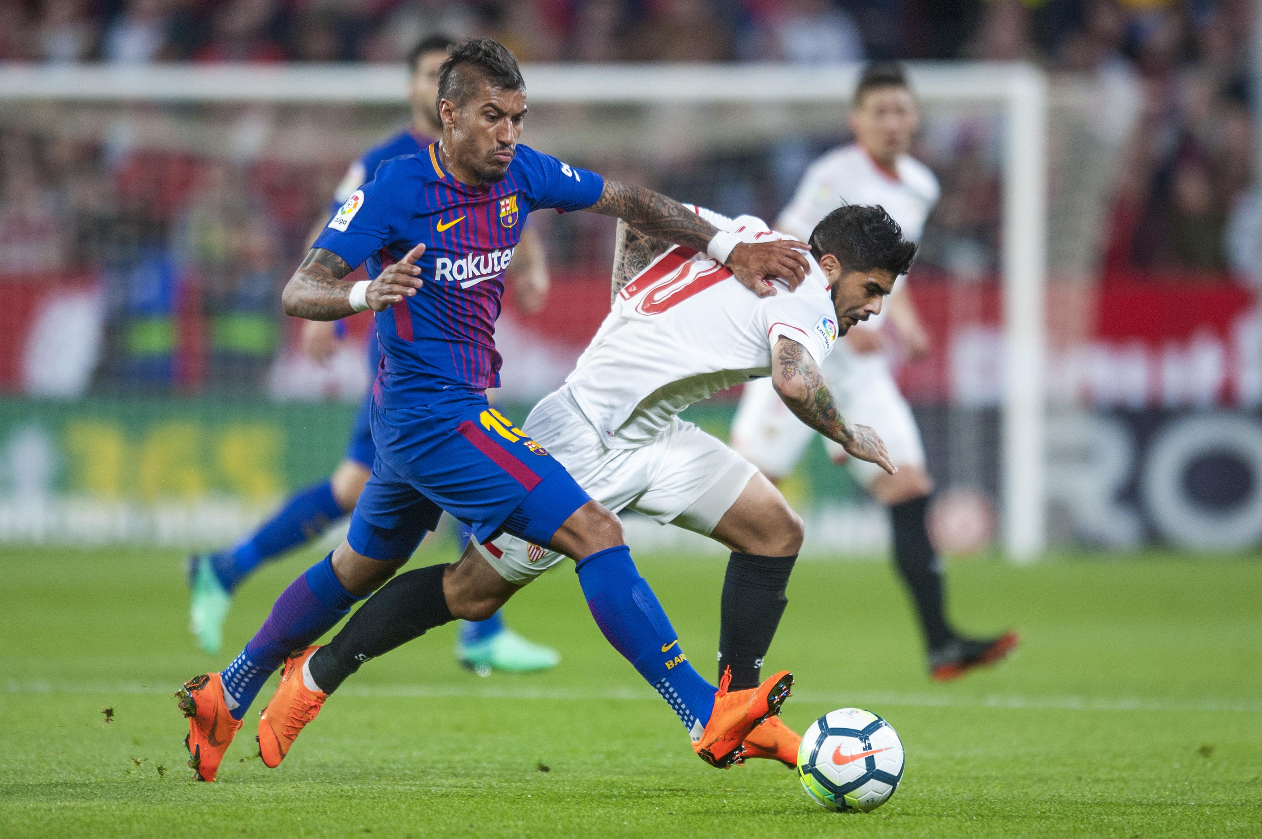 Football - Etranger - Coupe du Roi : Séville-FC Barcelone en direct