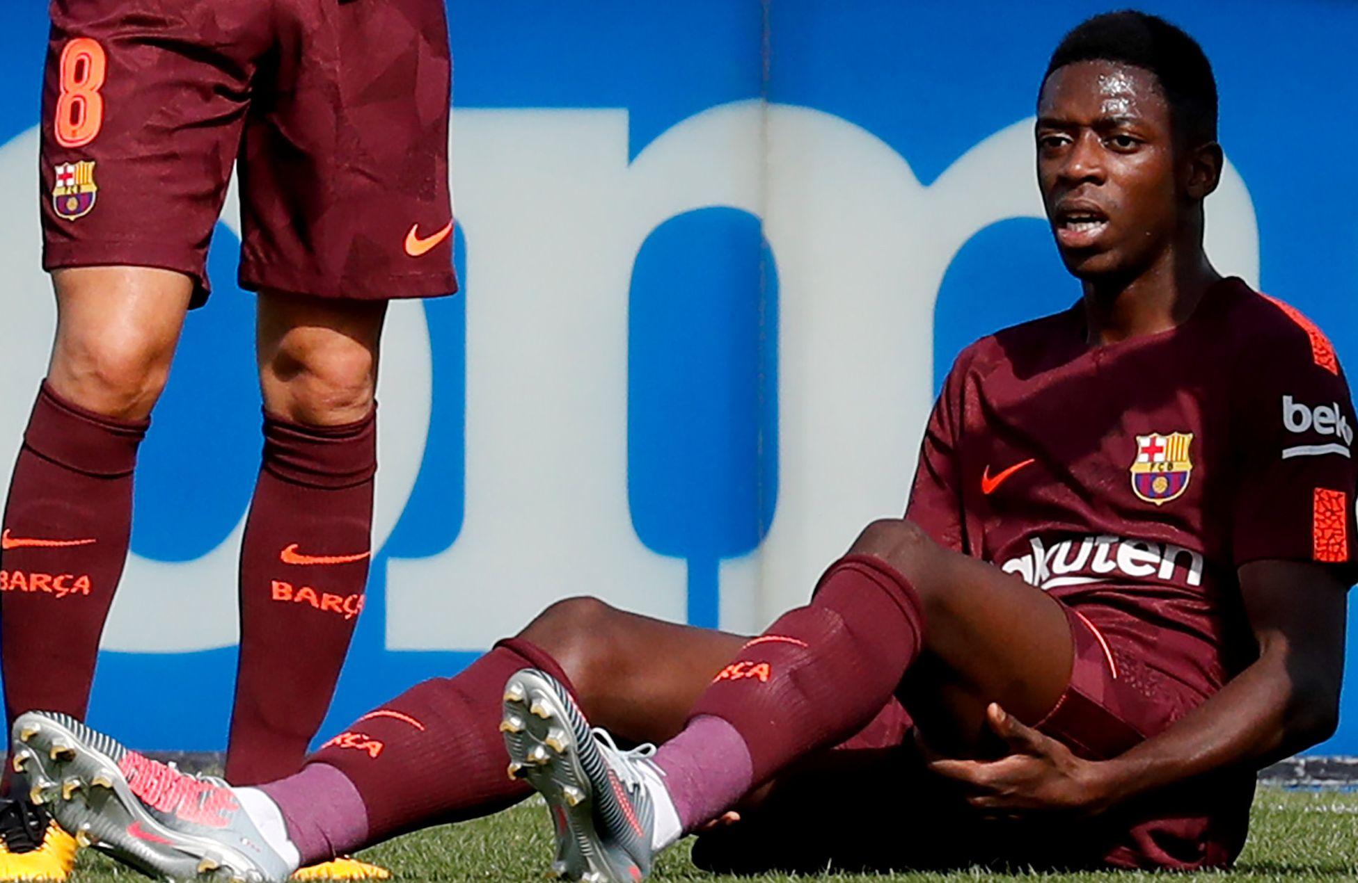 Football - Etranger - Barcelone : Ousmane Dembélé de retour plus tôt que prévu ?