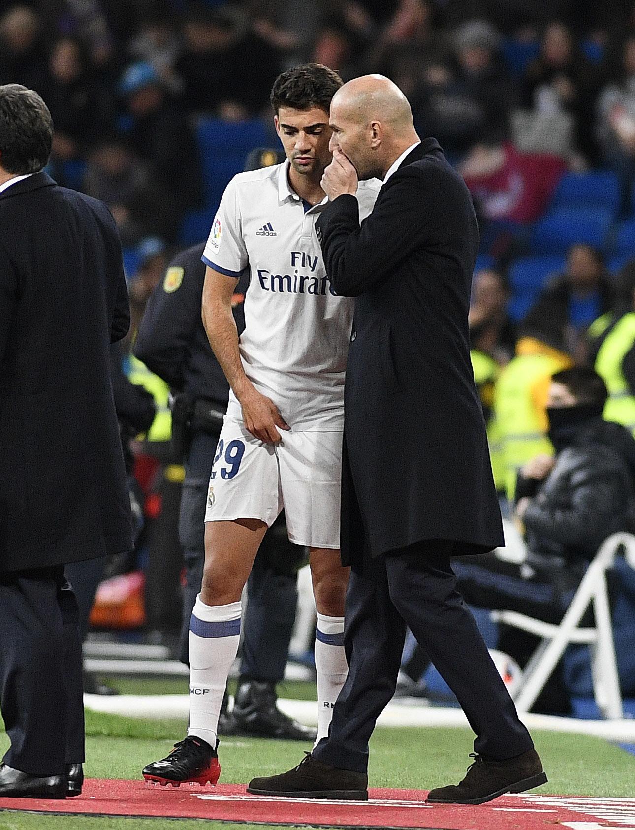 Football - Etranger - Zidane sur Enzo: «Si j'enlève mon costume d'entraîneur...»