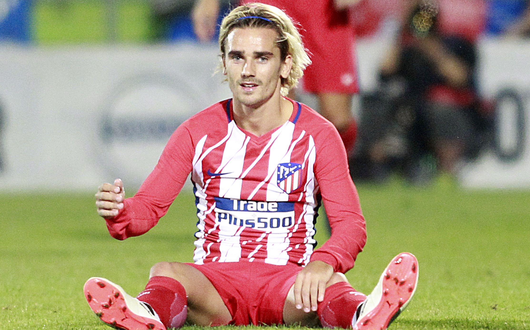 Football - Etranger - Griezmann suspendu 2 matches pour avoir insulté l'arbitre