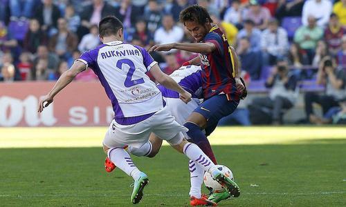 Real Valladolid 1-0 FC Barcelona : hors-sujet, le Barça perd gros