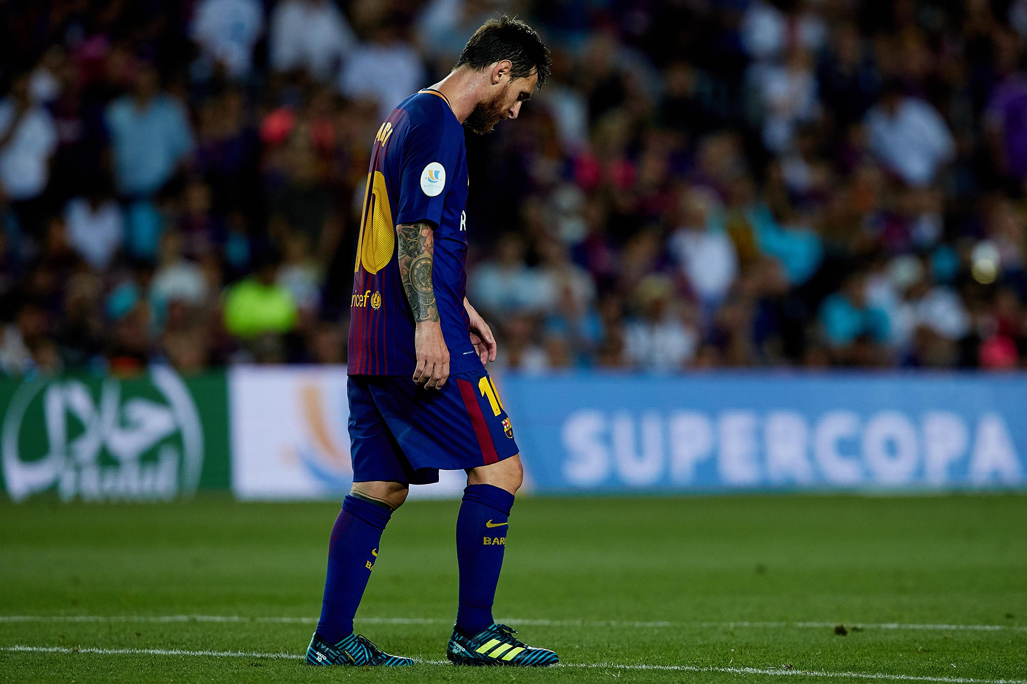 Football - Etranger - Barcelone : un été pourri en quatre actes