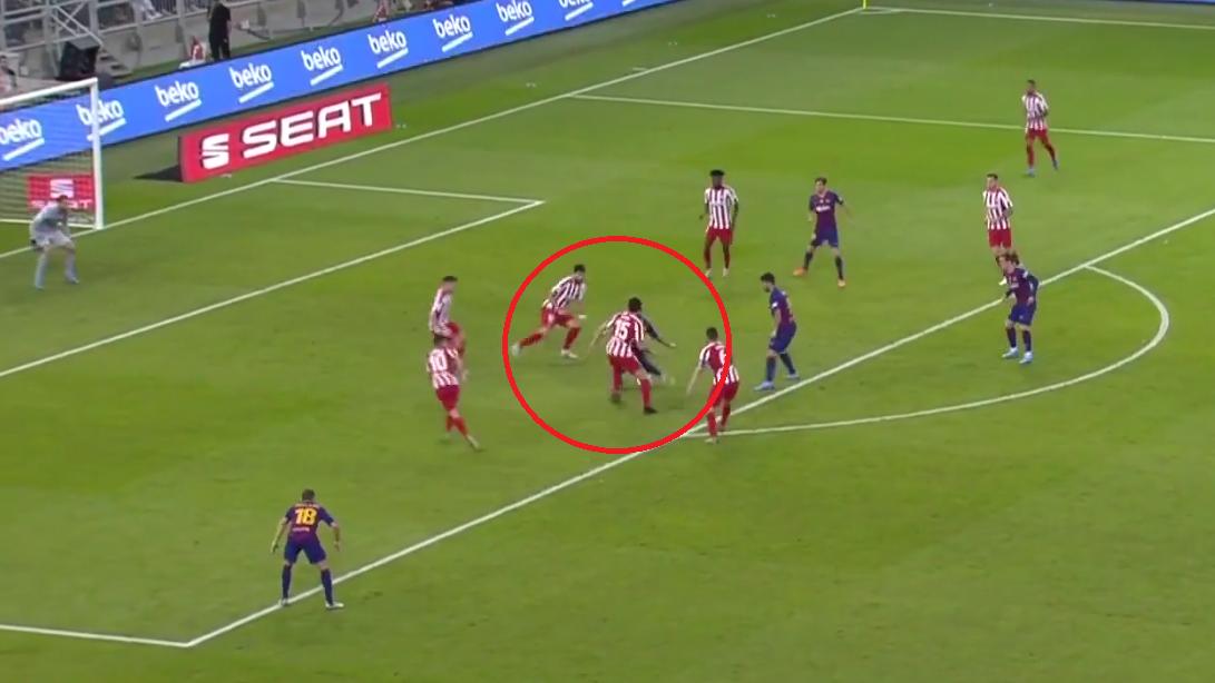 Football - Etranger - La «remontada» de l'Atlético face au Barça: Les buts et le scénario fou en vidéo