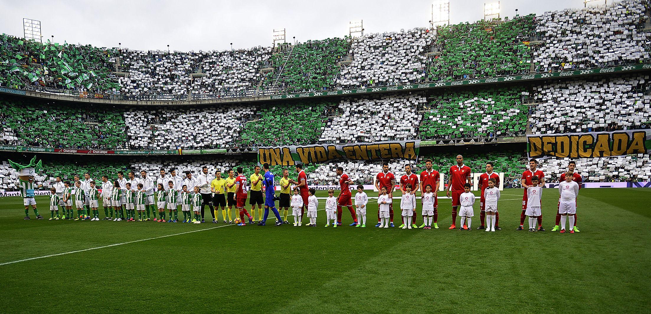 Football - Etranger - Le bouillant derby sévillan comme si vous y étiez…